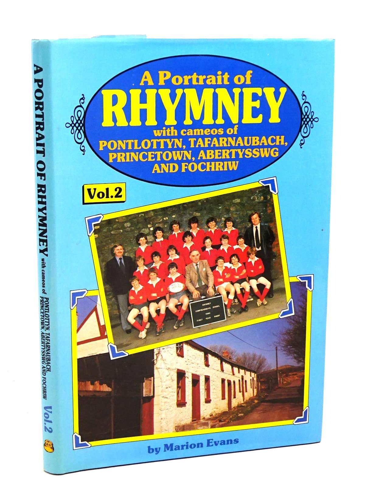 Photo of A PORTRAIT OF RHYMNEY VOLUME 2