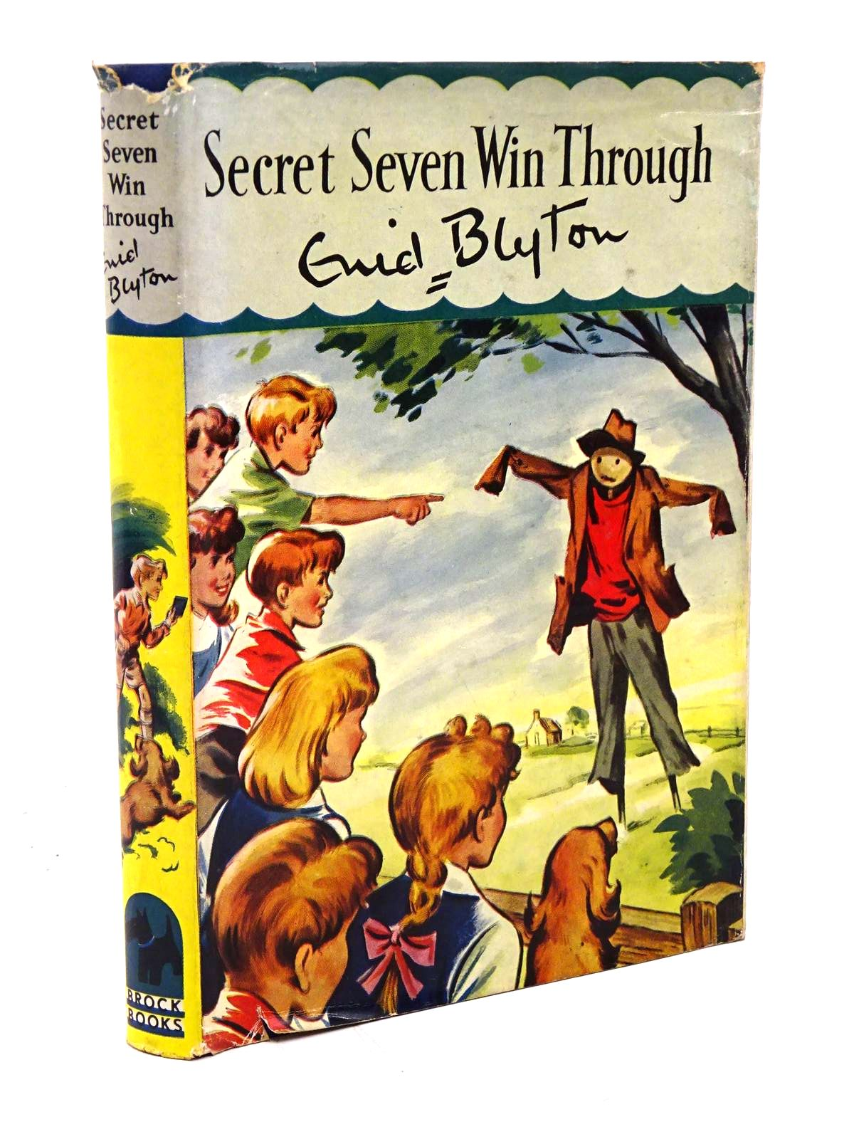 Photo of SECRET SEVEN WIN THROUGH