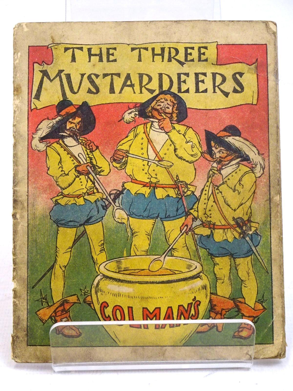 Photo of THE THREE MUSTARDEERS