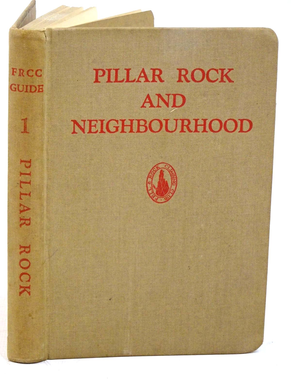 Photo of PILLAR ROCK AND NEIGHBOURHOOD written by Kelly, H.M. illustrated by Cooper, W. Heaton published by The Fell & Rock Climbing Club of the English Lake District (STOCK CODE: 1317961)  for sale by Stella & Rose's Books