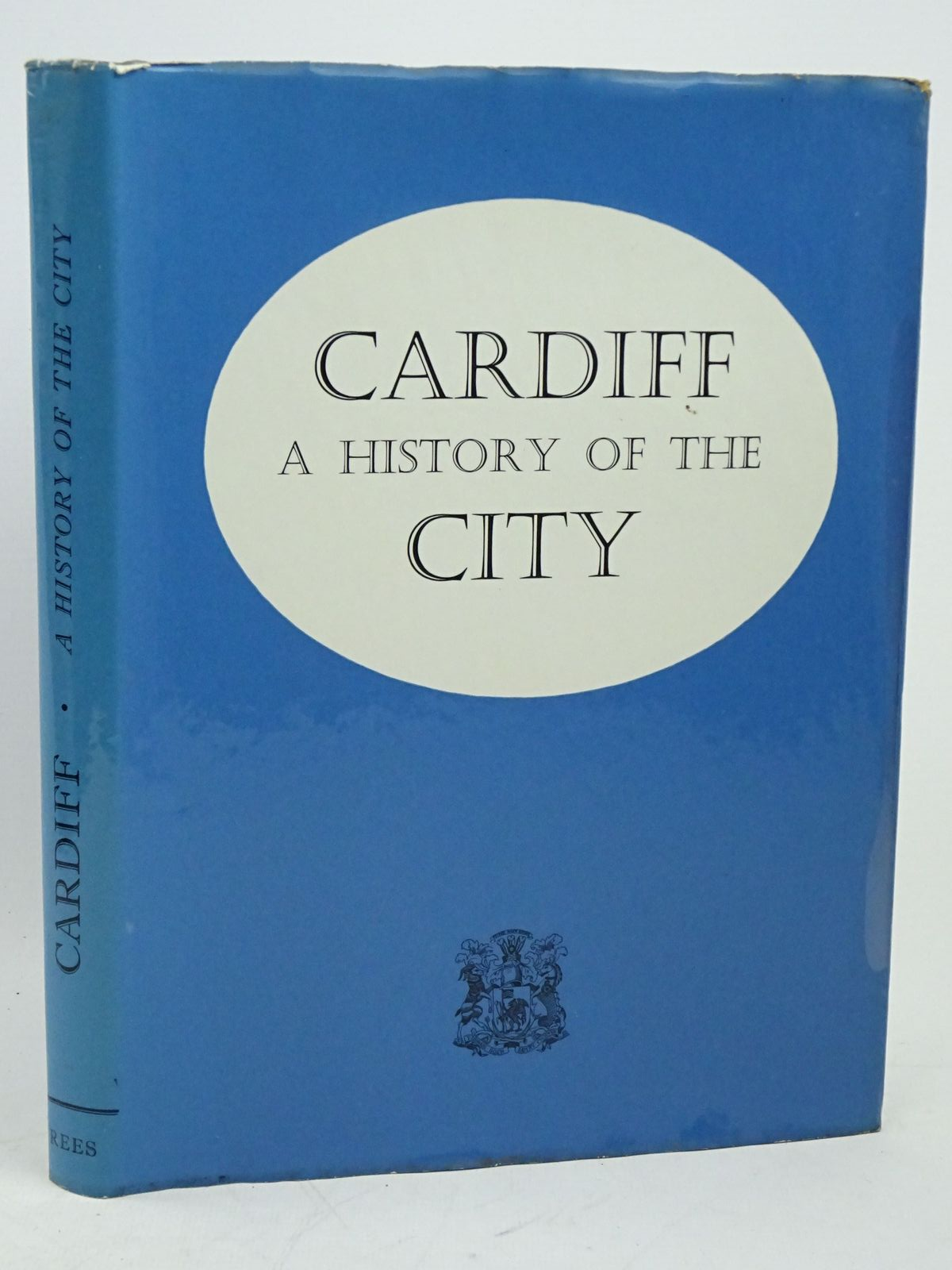 Photo of CARDIFF A HISTORY OF THE CITY written by Rees, William published by The Corporation of Cardiff (STOCK CODE: 1317981)  for sale by Stella & Rose's Books
