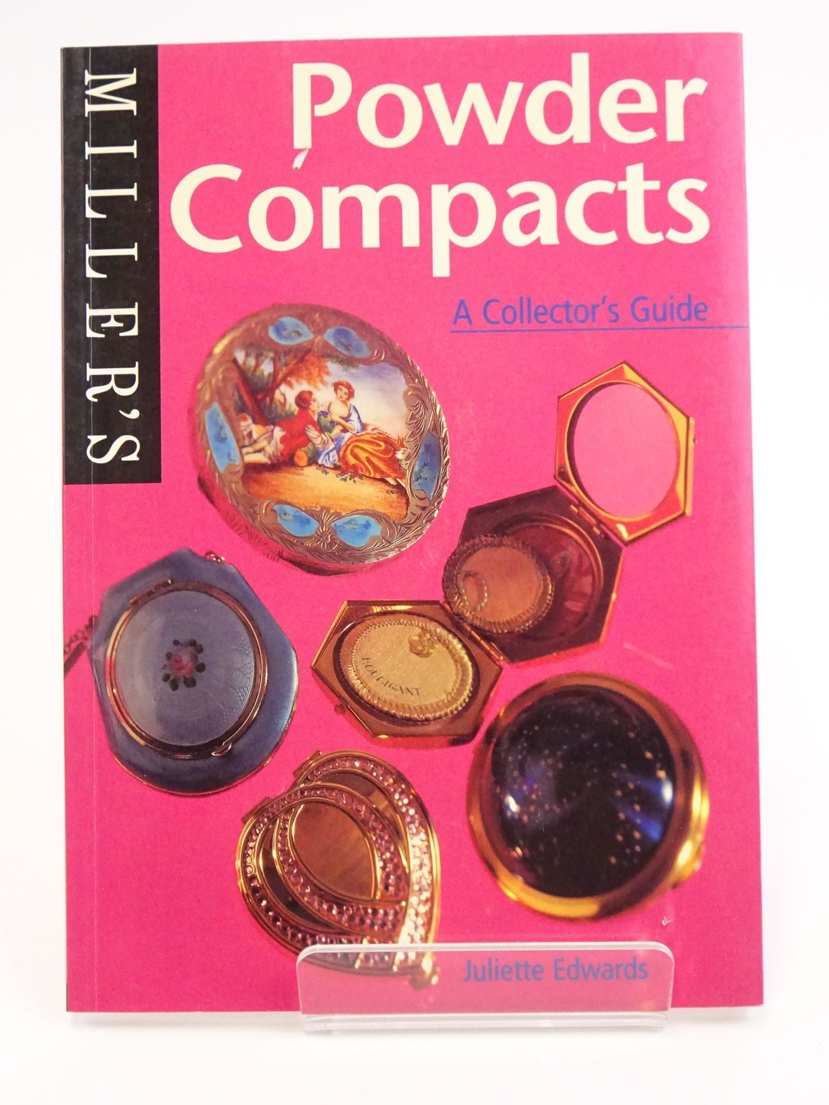 Photo of MILLER'S POWDER COMPACTS A COLLECTOR'S GUIDE written by Edwards, Juliette published by Miller's (STOCK CODE: 1318065)  for sale by Stella & Rose's Books