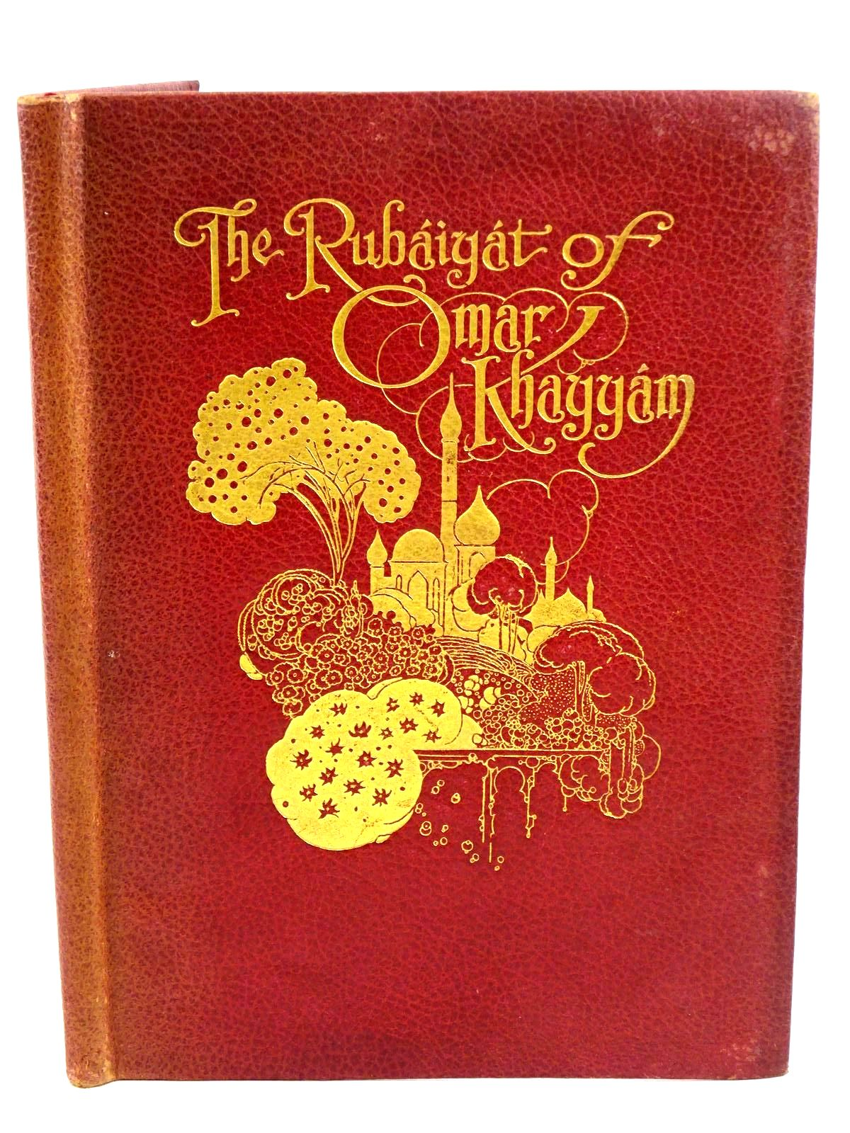 Photo of THE RUBAIYAT OF OMAR KHAYYAM written by Fitzgerald, Edward<br />Housman, Laurence illustrated by Robinson, Charles published by Collins (STOCK CODE: 1318098)  for sale by Stella & Rose's Books