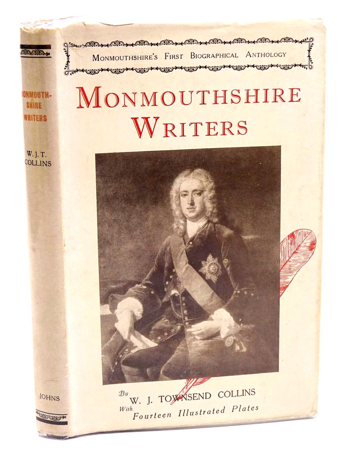 Photo of MONMOUTHSHIRE WRITERS written by Collins, W.J. Townsend published by R.H. Johns Limited (STOCK CODE: 1318140)  for sale by Stella & Rose's Books