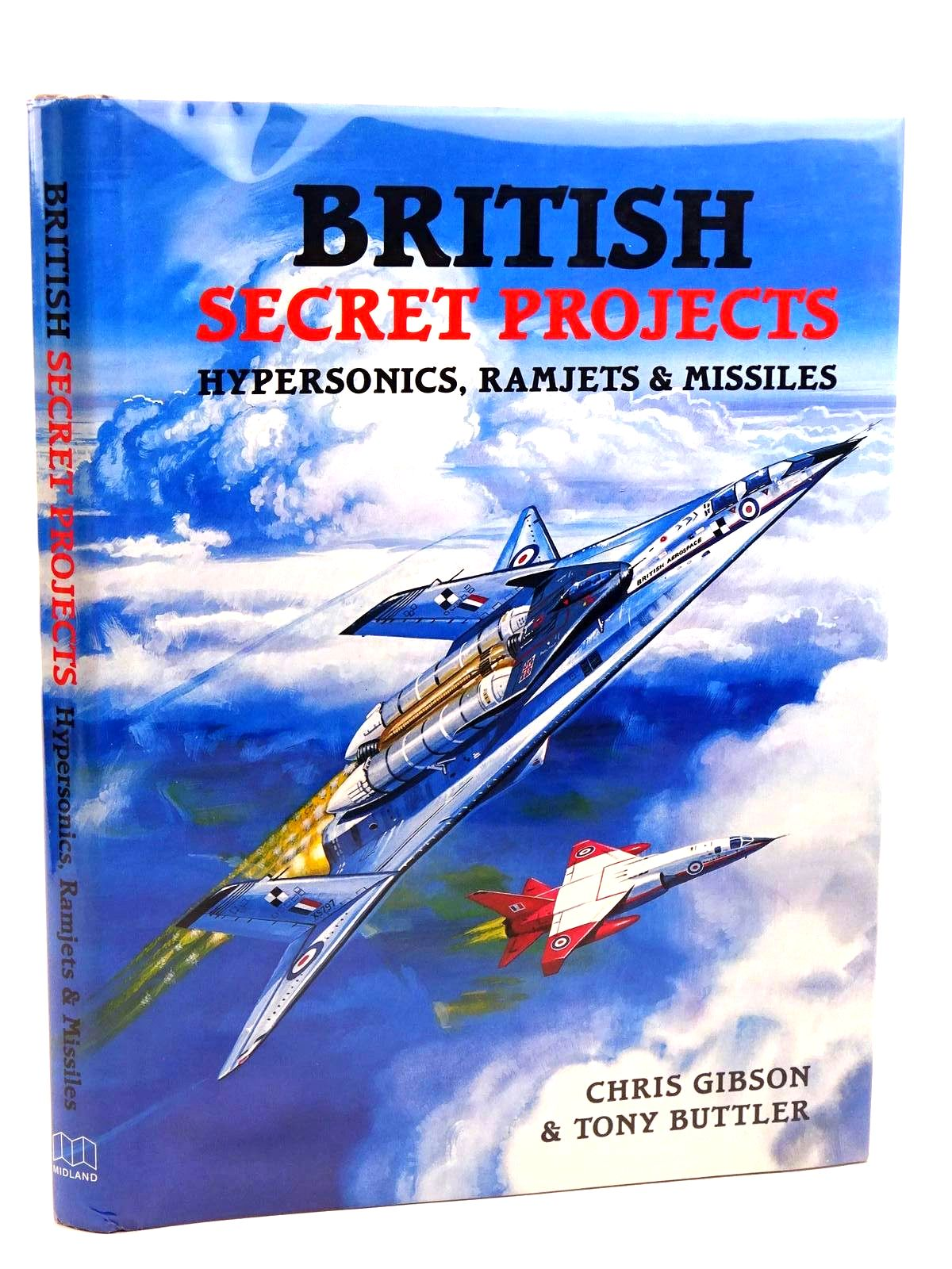 Photo of BRITISH SECRET PROJECTS: HYPERSONICS, RAMJETS & MISSILES