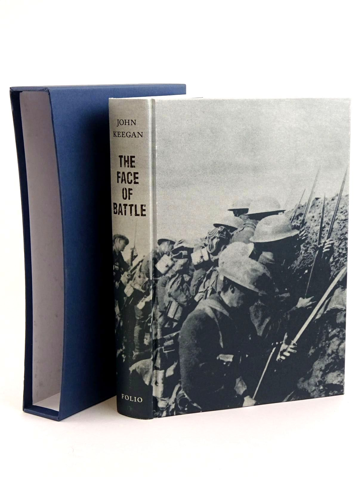 Photo of THE FACE OF BATTLE written by Keegan, John published by Folio Society (STOCK CODE: 1318143)  for sale by Stella & Rose's Books