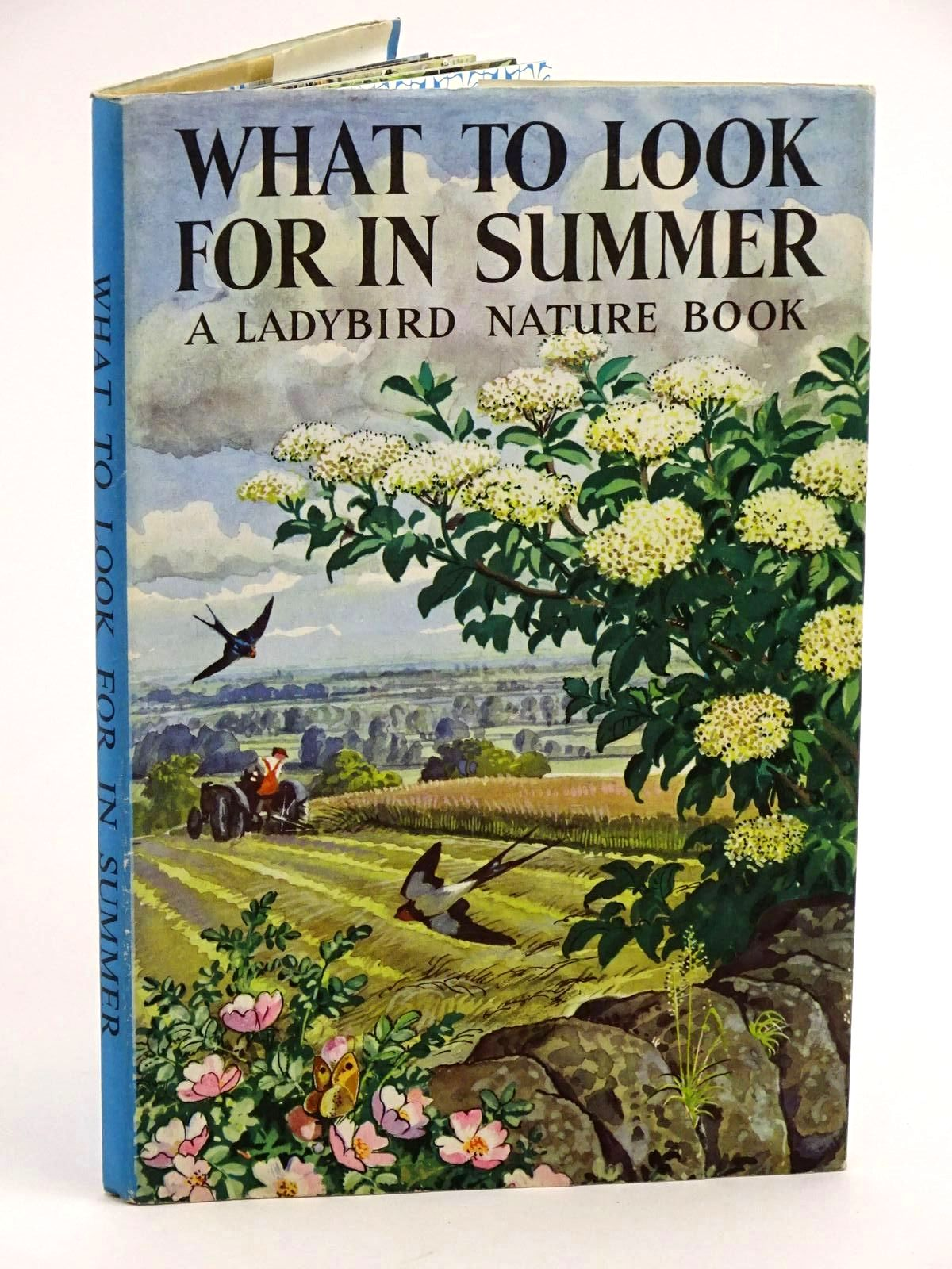 Photo of WHAT TO LOOK FOR IN SUMMER written by Watson, E.L. Grant illustrated by Tunnicliffe, C.F. published by Wills & Hepworth Ltd. (STOCK CODE: 1318145)  for sale by Stella & Rose's Books