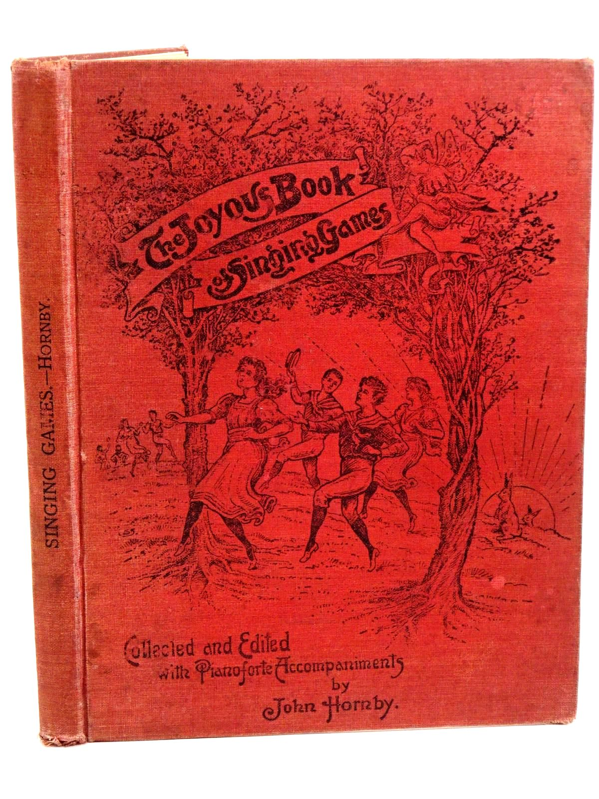 Photo of THE JOYOUS BOOK OF SINGING GAMES