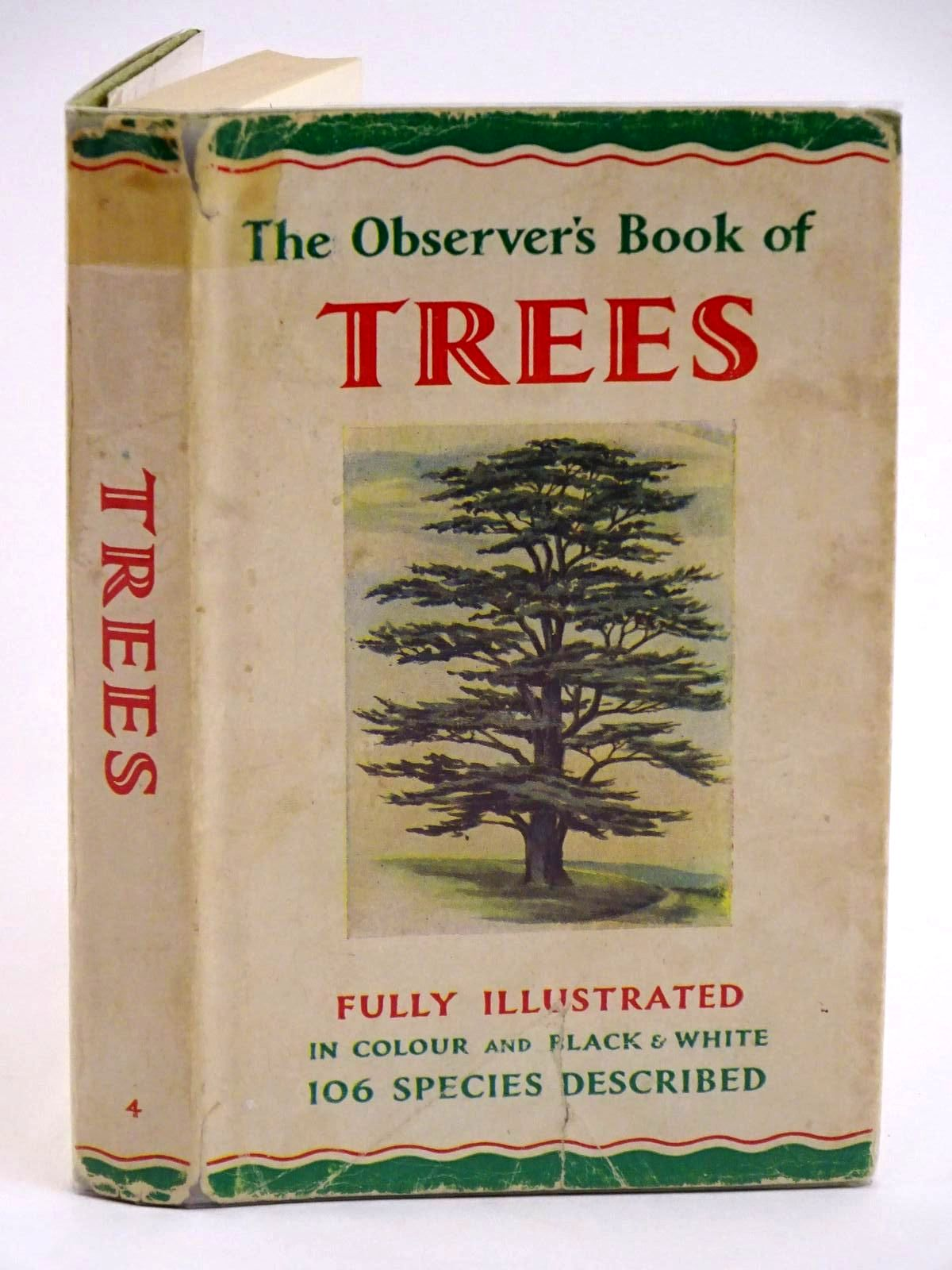 Photo of THE OBSERVER'S BOOK OF TREES