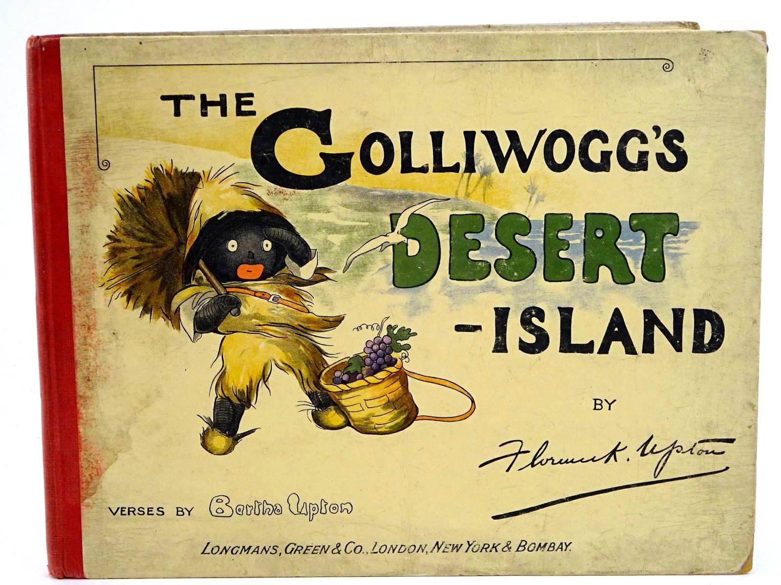 Photo of THE GOLLIWOGG'S DESERT ISLAND