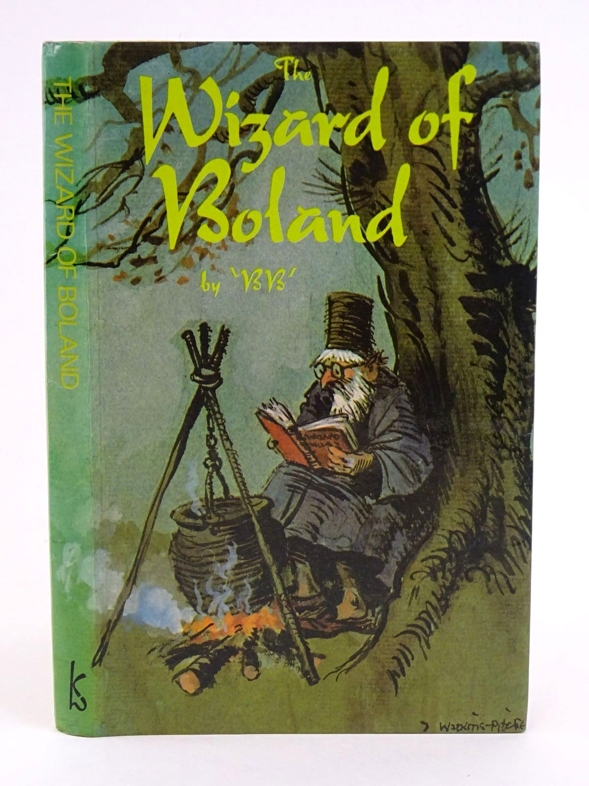 Photo of THE WIZARD OF BOLAND