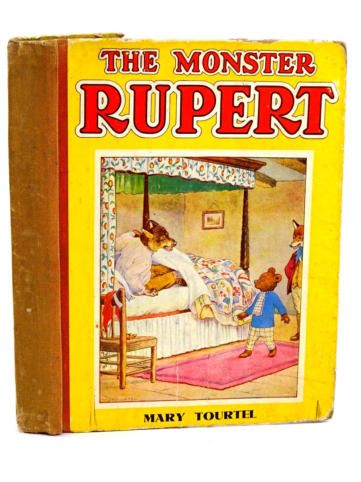 Photo of THE MONSTER RUPERT written by Tourtel, Mary illustrated by Tourtel, Mary published by Sampson Low, Marston & Co. Ltd. (STOCK CODE: 1318248)  for sale by Stella & Rose's Books