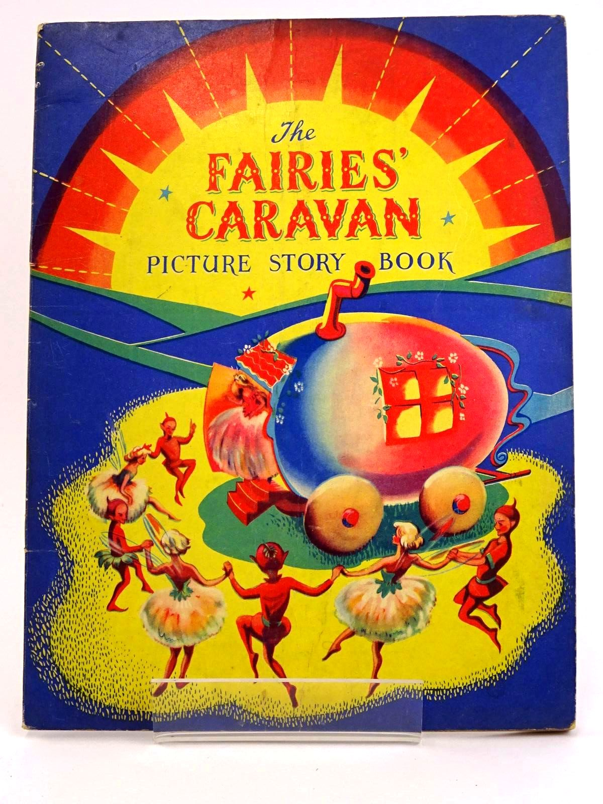 Photo of THE FAIRIES' CARAVAN PICTURE STORY BOOK