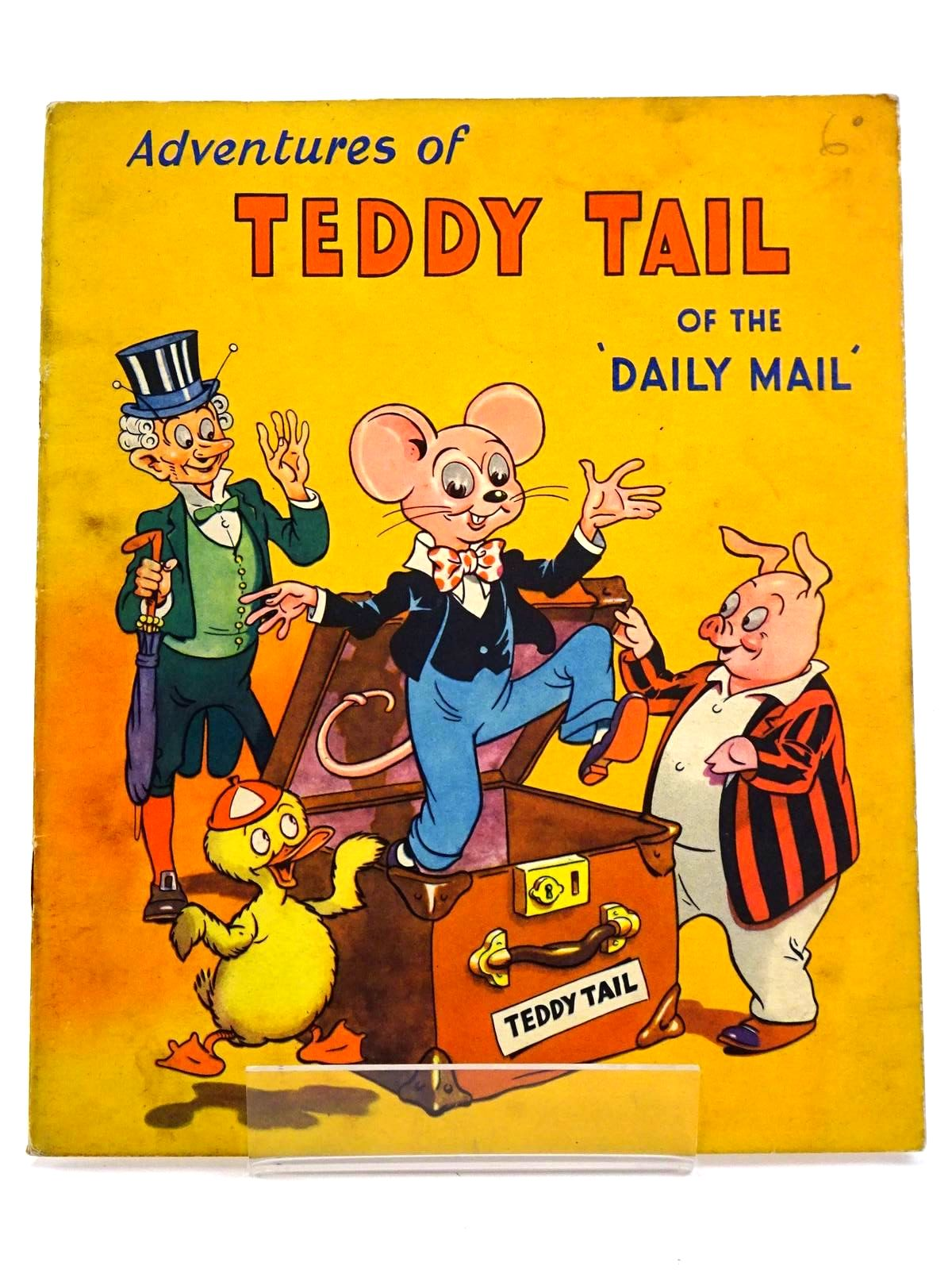 Photo of ADVENTURES OF TEDDY TAIL OF THE DAILY MAIL