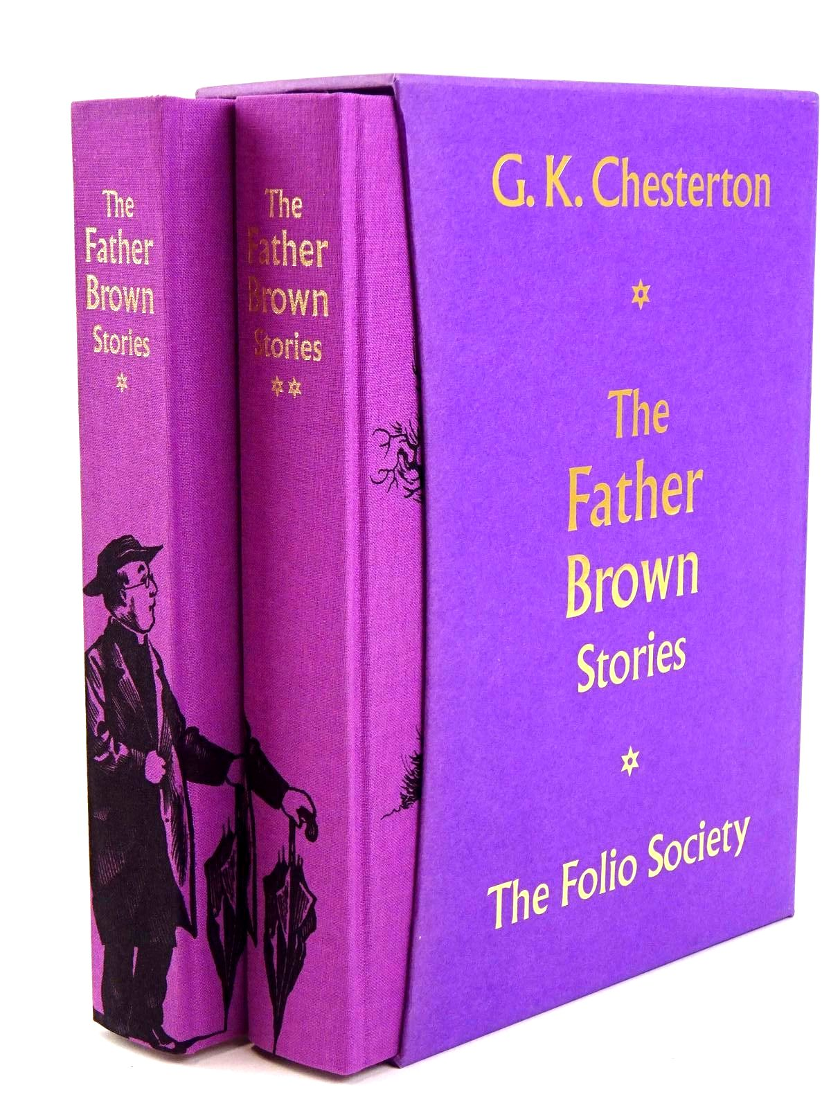 Photo of THE FATHER BROWN STORIES