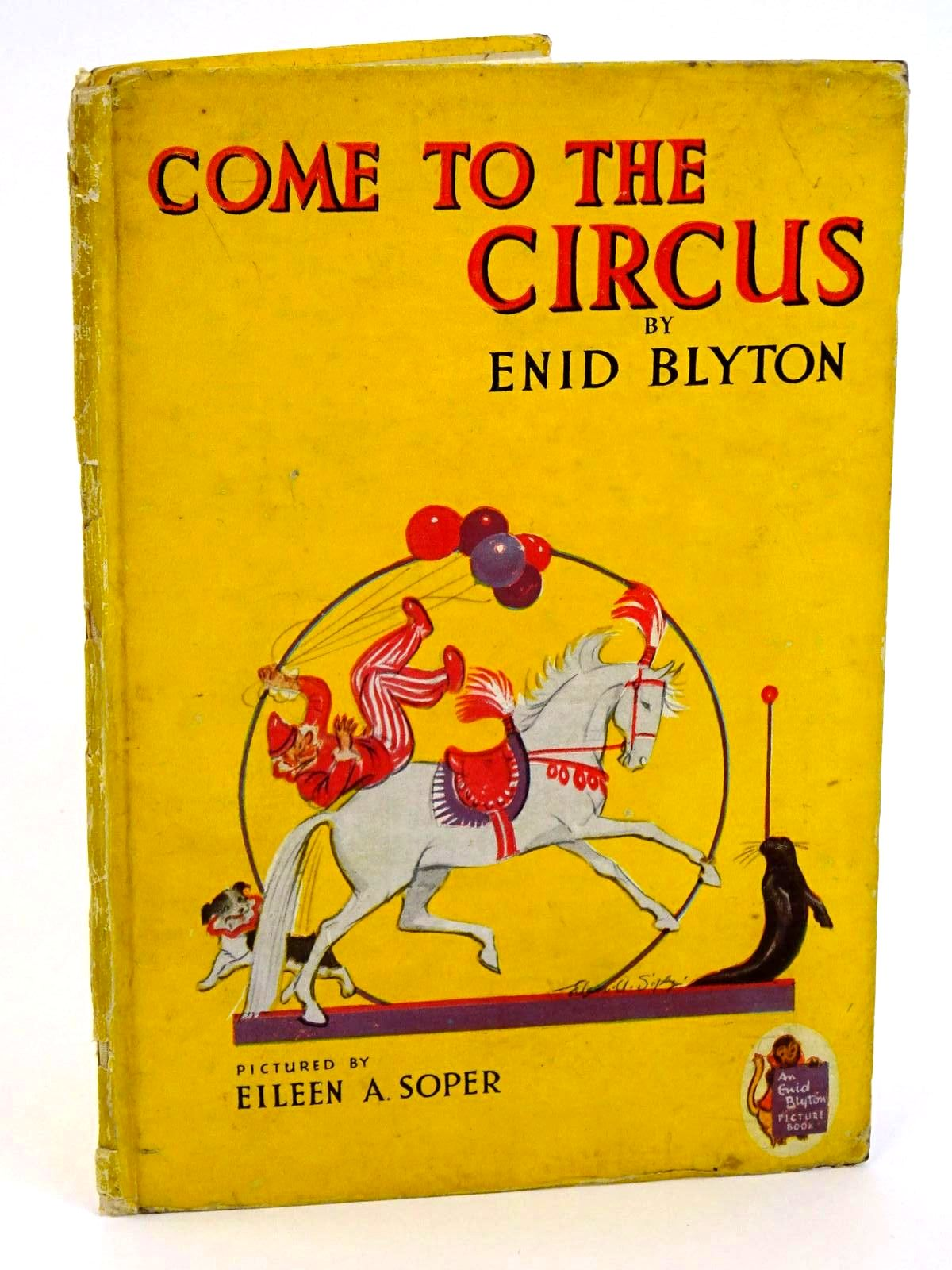 Photo of COME TO THE CIRCUS