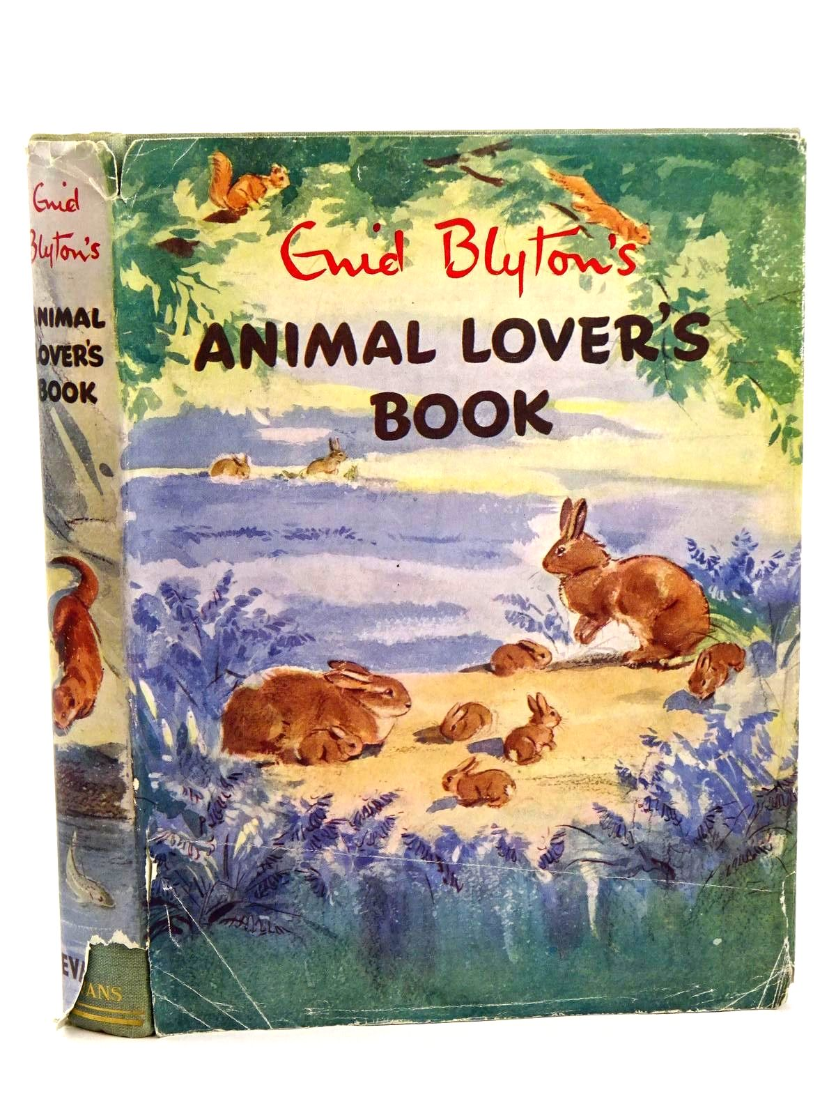 Photo of ENID BLYTON'S ANIMAL LOVER'S BOOK