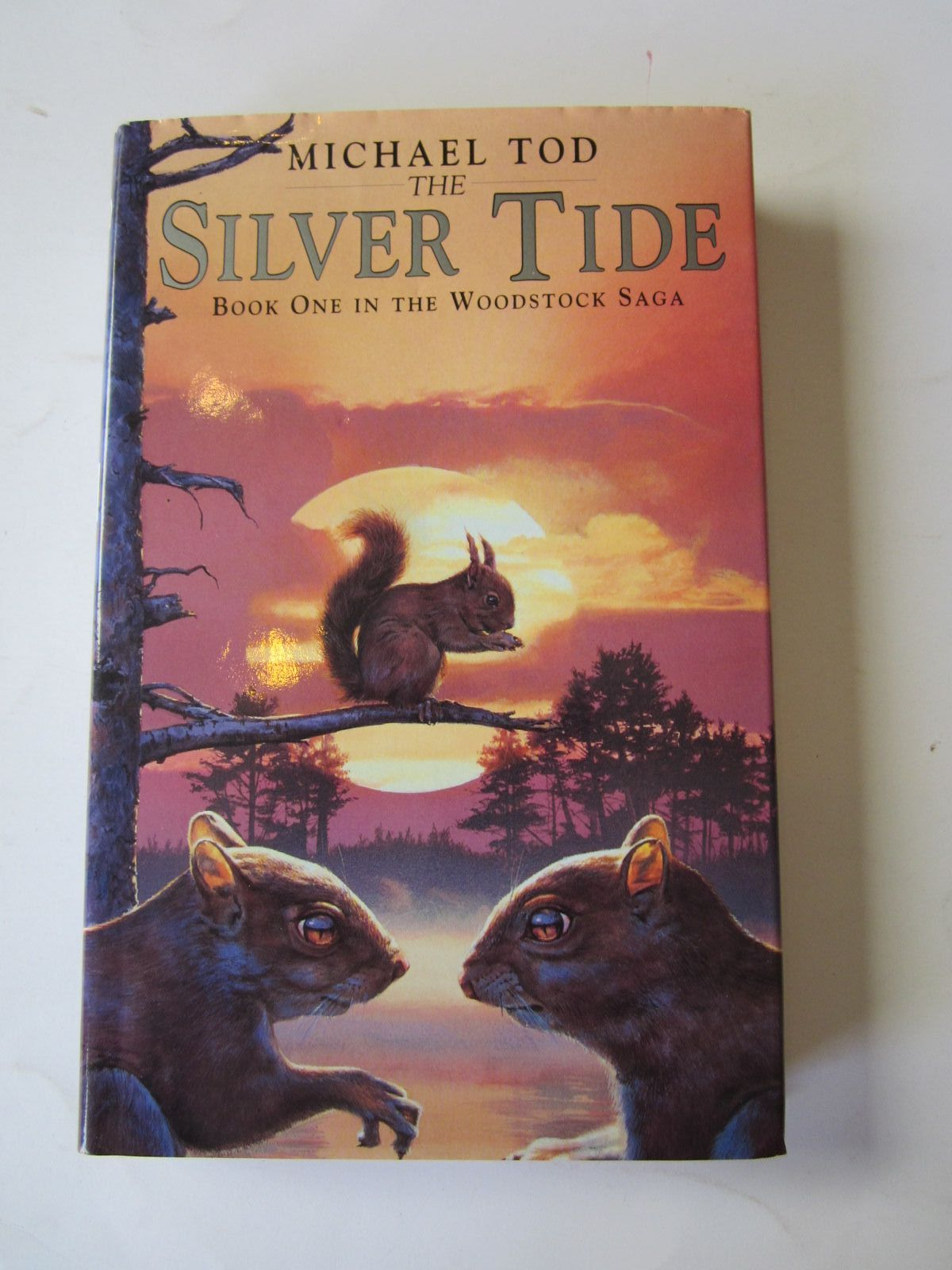 Photo of THE SILVER TIDE written by Tod, Michael published by Orion (STOCK CODE: 1401308)  for sale by Stella & Rose's Books