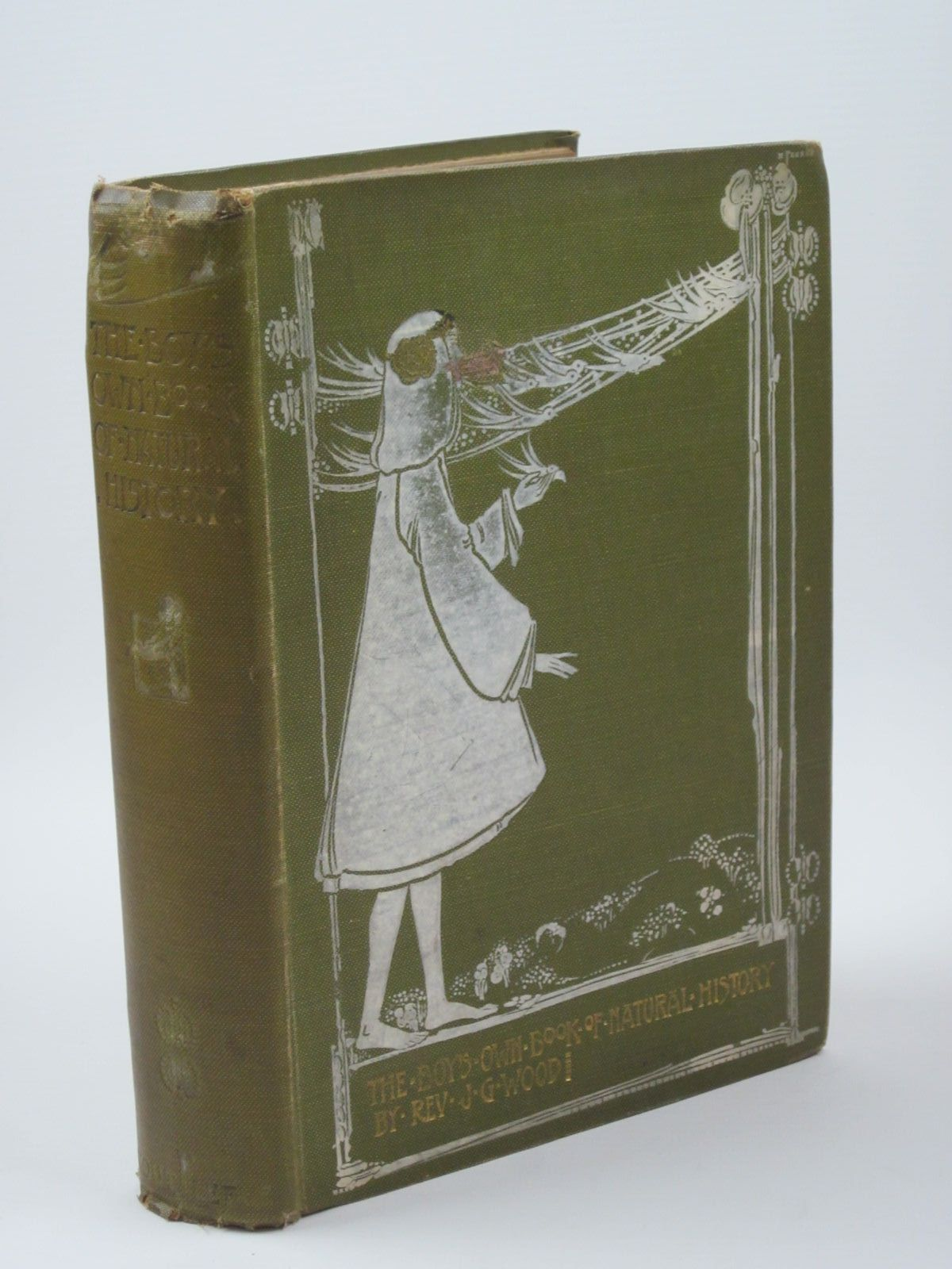 Photo of THE BOYS'S OWN BOOK OF NATURAL  HISTORY written by Wood, Rev J.G. published by George Routledge and Sons Limited (STOCK CODE: 1401509)  for sale by Stella & Rose's Books