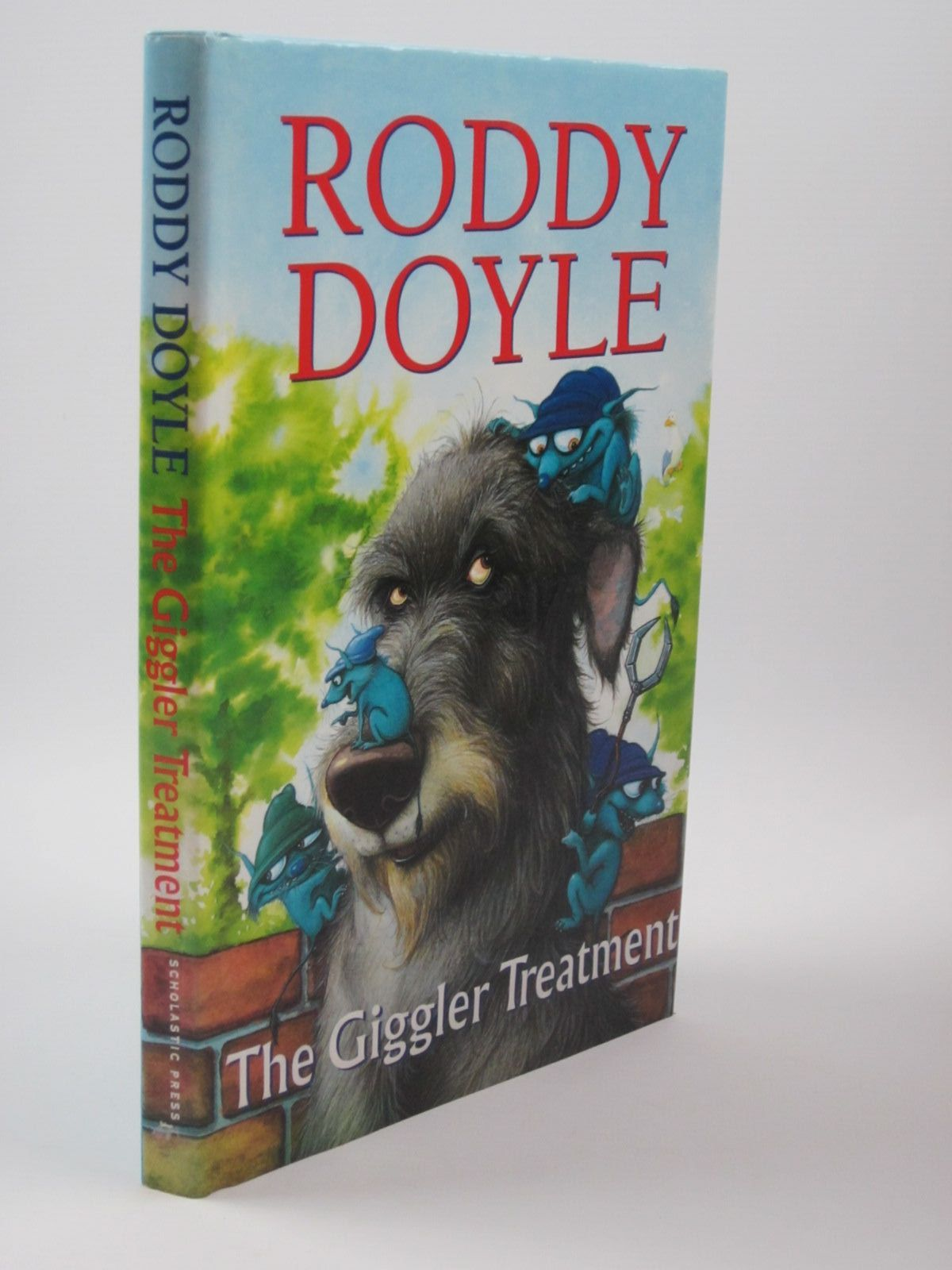 the joke written by roddy doyle english assigenment Roddy doyle's short story about a melancholic teacher nearing the later years of his career.