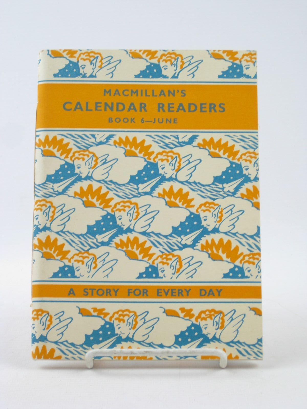 Photo of MACMILLAN'S CALENDAR READERS BOOK 6 - JUNE written by Rutley, Cecily M. published by Macmillan & Co. Ltd. (STOCK CODE: 1402288)  for sale by Stella & Rose's Books