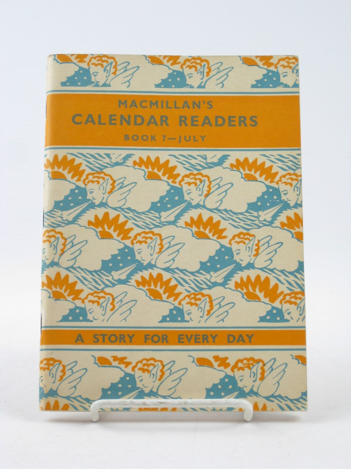 Photo of MACMILLAN'S CALENDAR READERS BOOK 7 - JULY written by Rutley, Cecily M. published by Macmillan & Co. Ltd. (STOCK CODE: 1402289)  for sale by Stella & Rose's Books