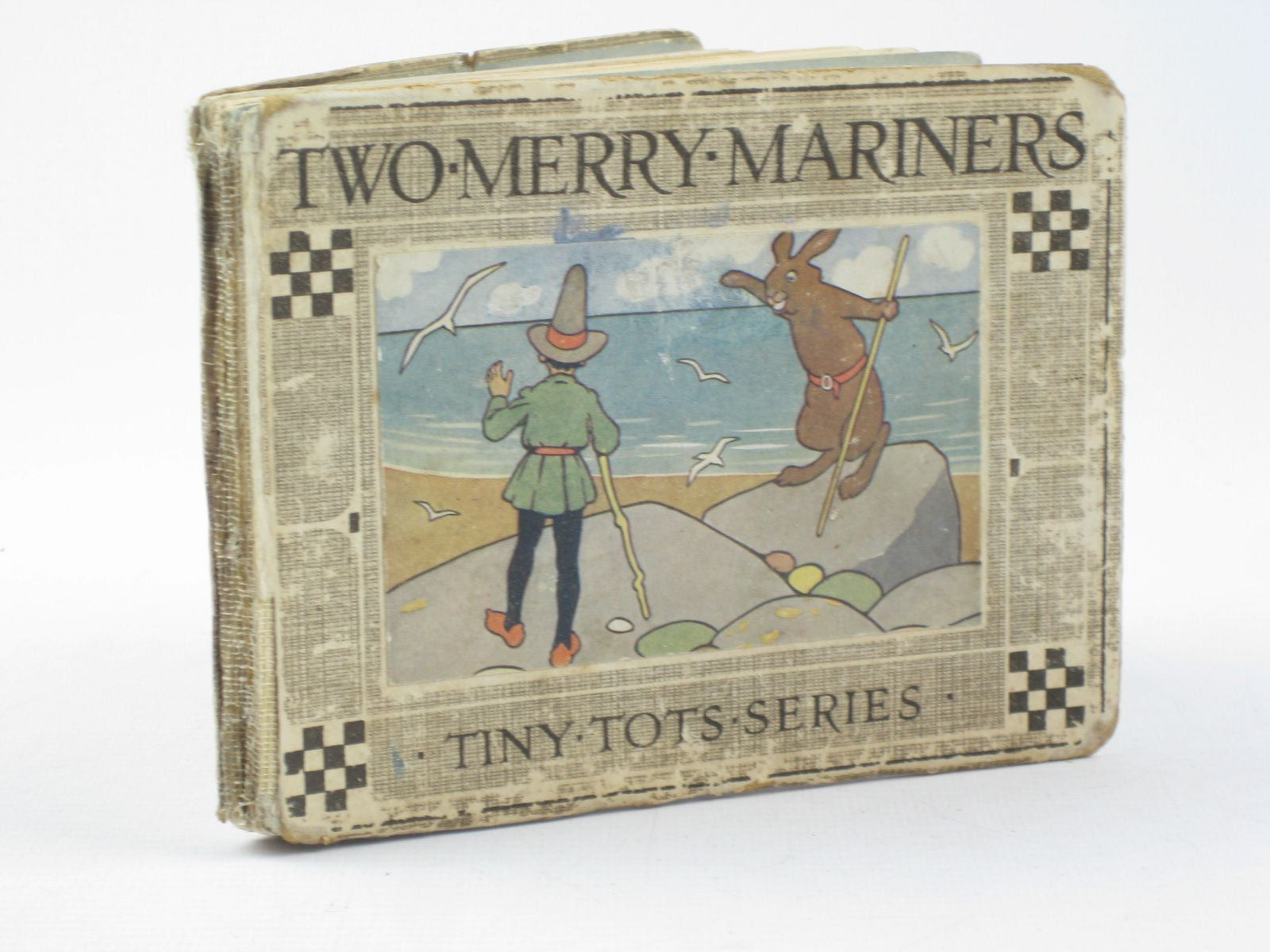 Photo of TWO MERRY MARINERS written by Brymer, John illustrated by Orr, Stewart published by Blackie & Son Ltd. (STOCK CODE: 1402298)  for sale by Stella & Rose's Books