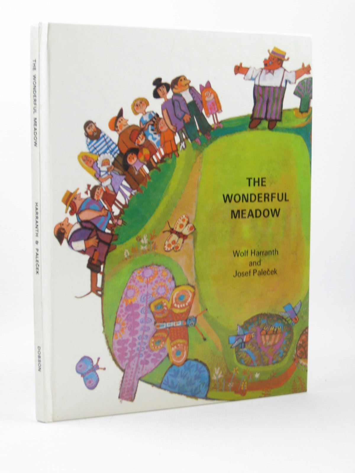 Photo of THE WONDERFUL MEADOW written by Harranth, Wolf illustrated by Palecek, Josef published by Dobson Books (STOCK CODE: 1402353)  for sale by Stella & Rose's Books