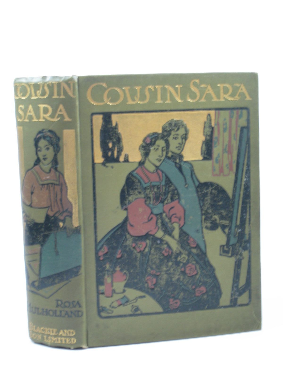 Photo of COUSIN SARA written by Mulholland, Rosa illustrated by Ewan, Frances published by Blackie (STOCK CODE: 1402410)  for sale by Stella & Rose's Books