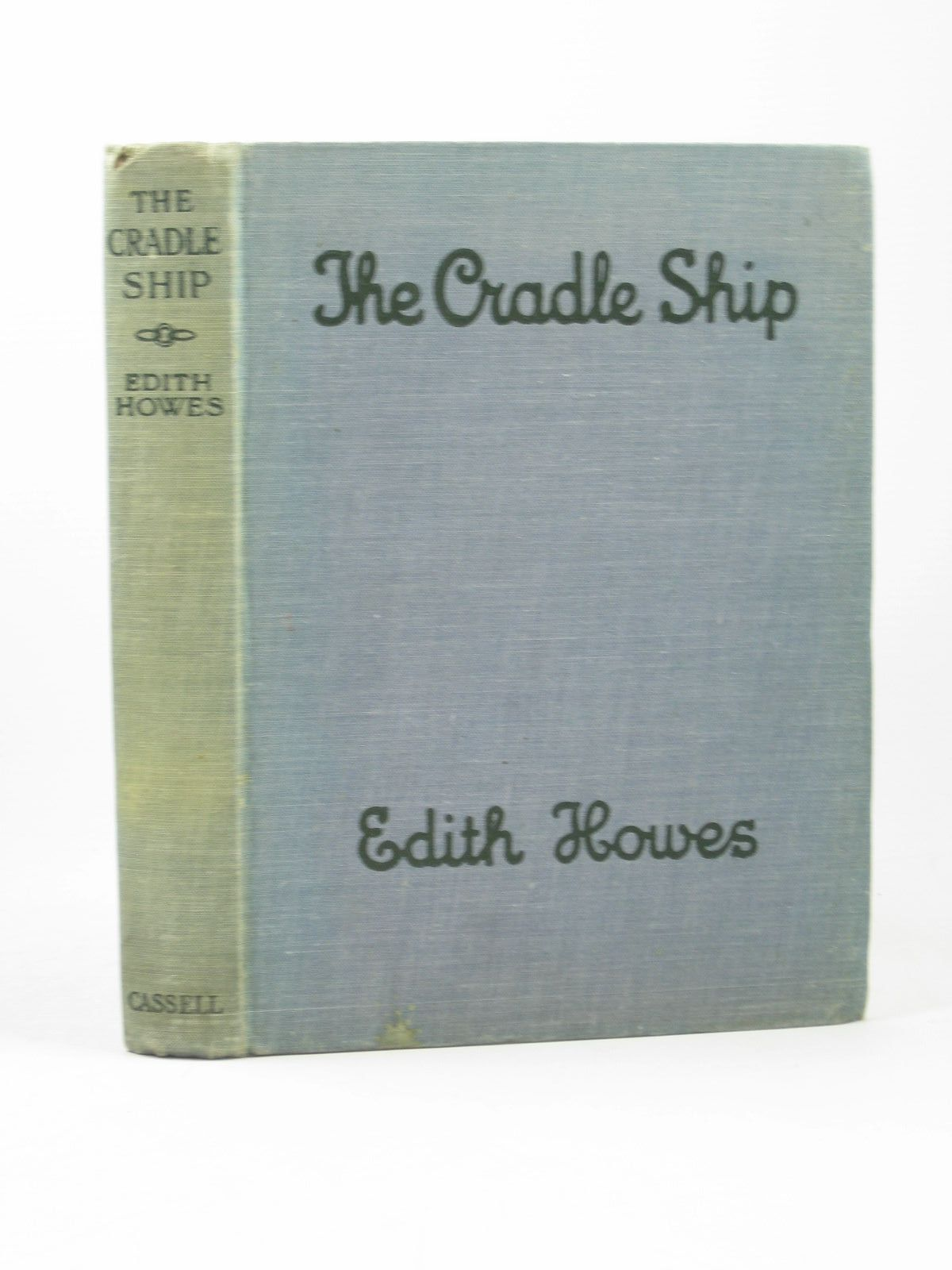 Photo of THE CRADLE SHIP written by Howes, Edith illustrated by Anderson, Florence Mary published by Cassell & Co. Ltd. (STOCK CODE: 1402426)  for sale by Stella & Rose's Books