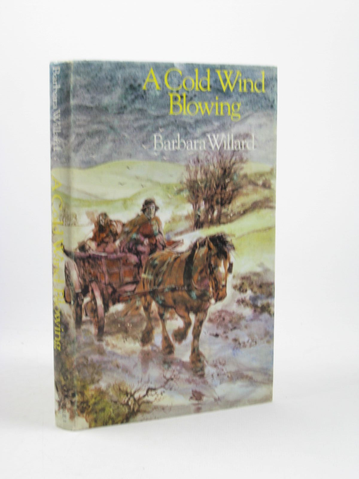 Photo of A COLD WIND BLOWING written by Willard, Barbara published by Kestrel Books (STOCK CODE: 1402565)  for sale by Stella & Rose's Books