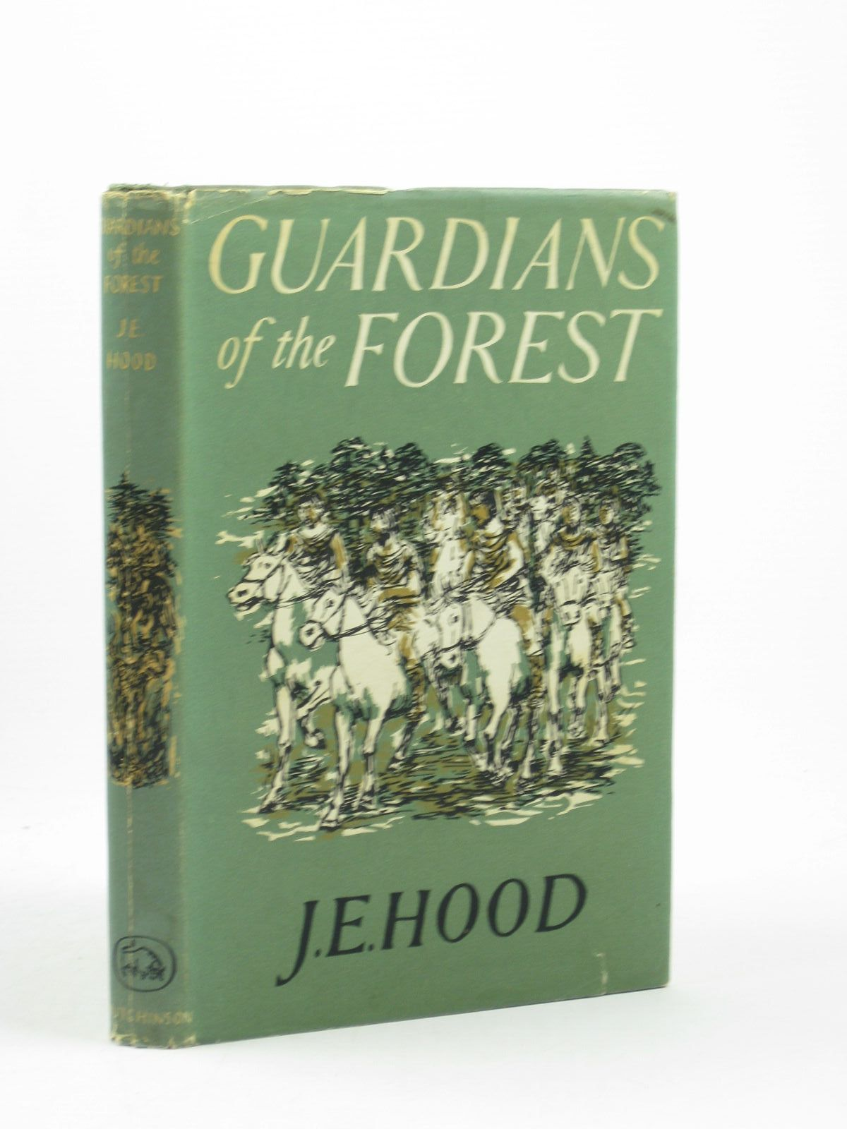 Photo of GUARDIANS OF THE FOREST. written by Hood, J.E. published by Hutchinson of London (STOCK CODE: 1402568)  for sale by Stella & Rose's Books