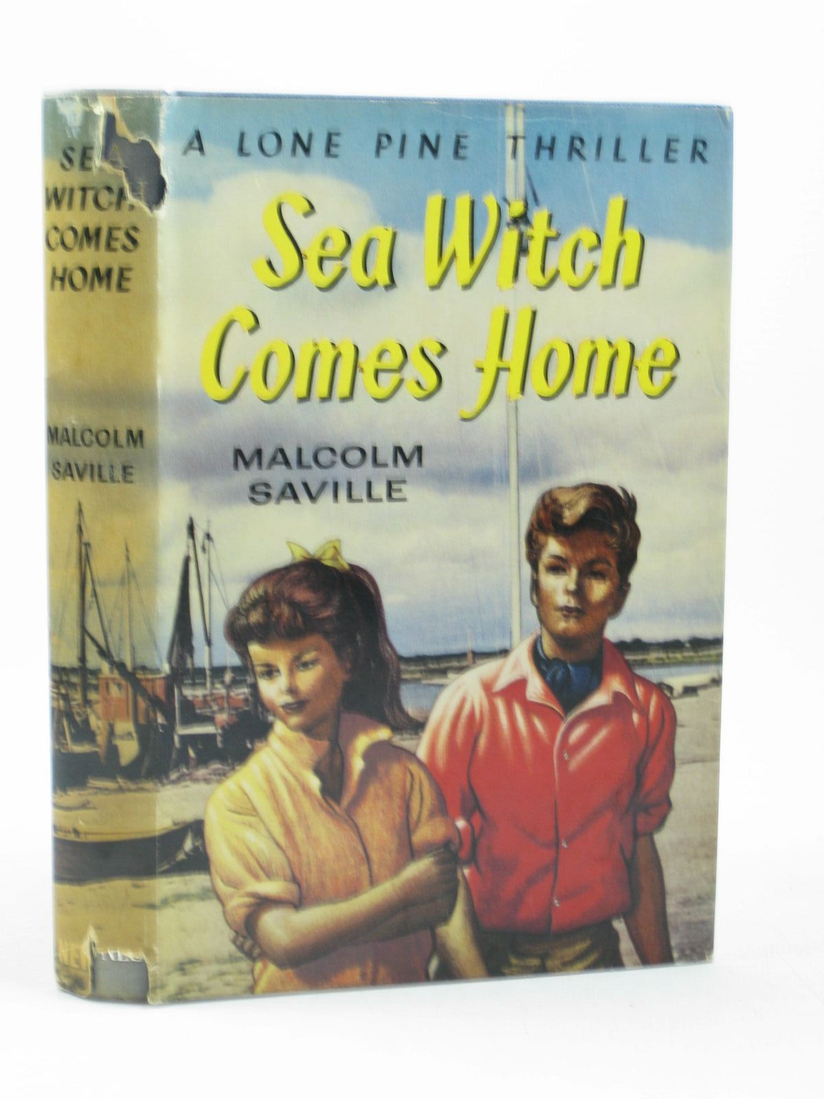 Photo of SEA WITCH COMES HOME written by Saville, Malcolm published by George Newnes Ltd. (STOCK CODE: 1402639)  for sale by Stella & Rose's Books