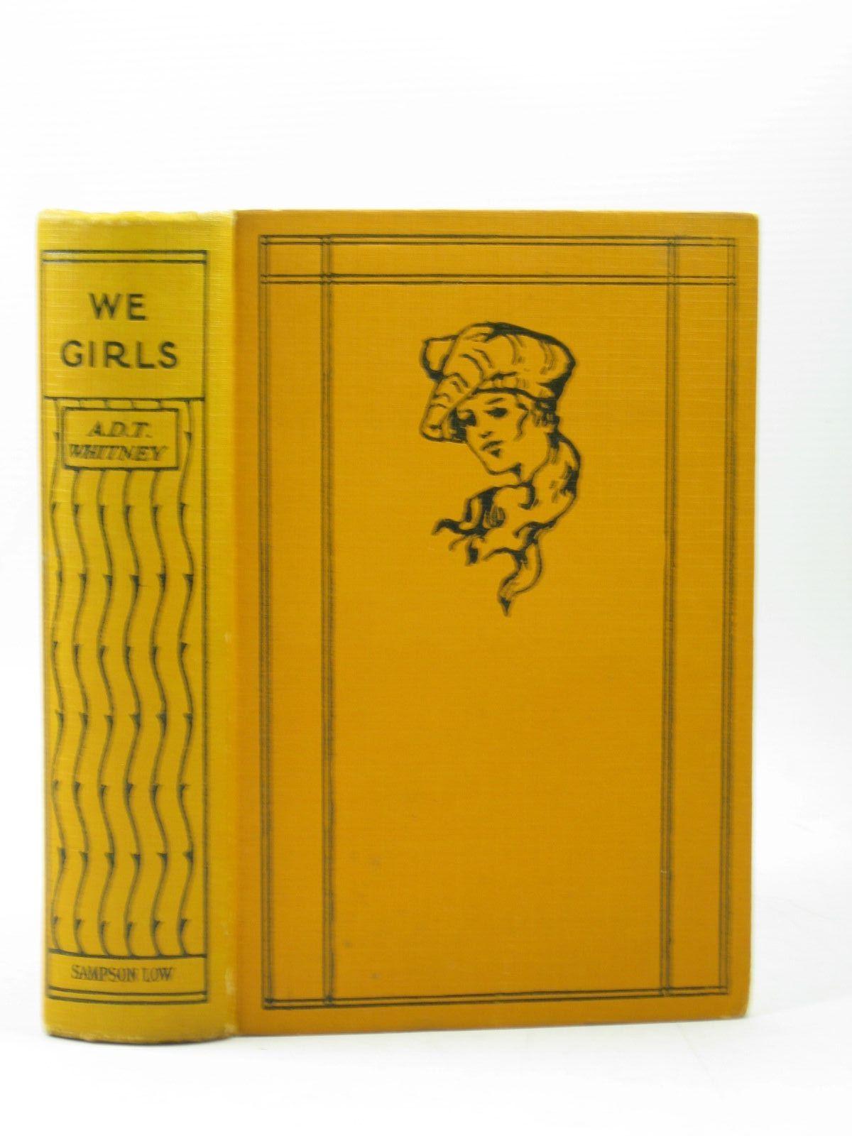 WE GIRLS written by Whitney, A D T , STOCK CODE: 1402726