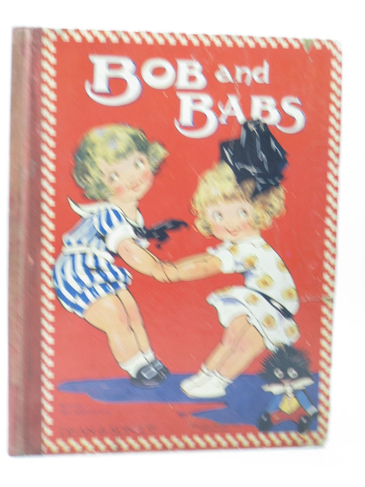 Photo of BOB AND BABS written by Hayes, Nancy M.<br />MacNair, J.H.<br />et al, published by Dean & Son Ltd. (STOCK CODE: 1402763)  for sale by Stella & Rose's Books