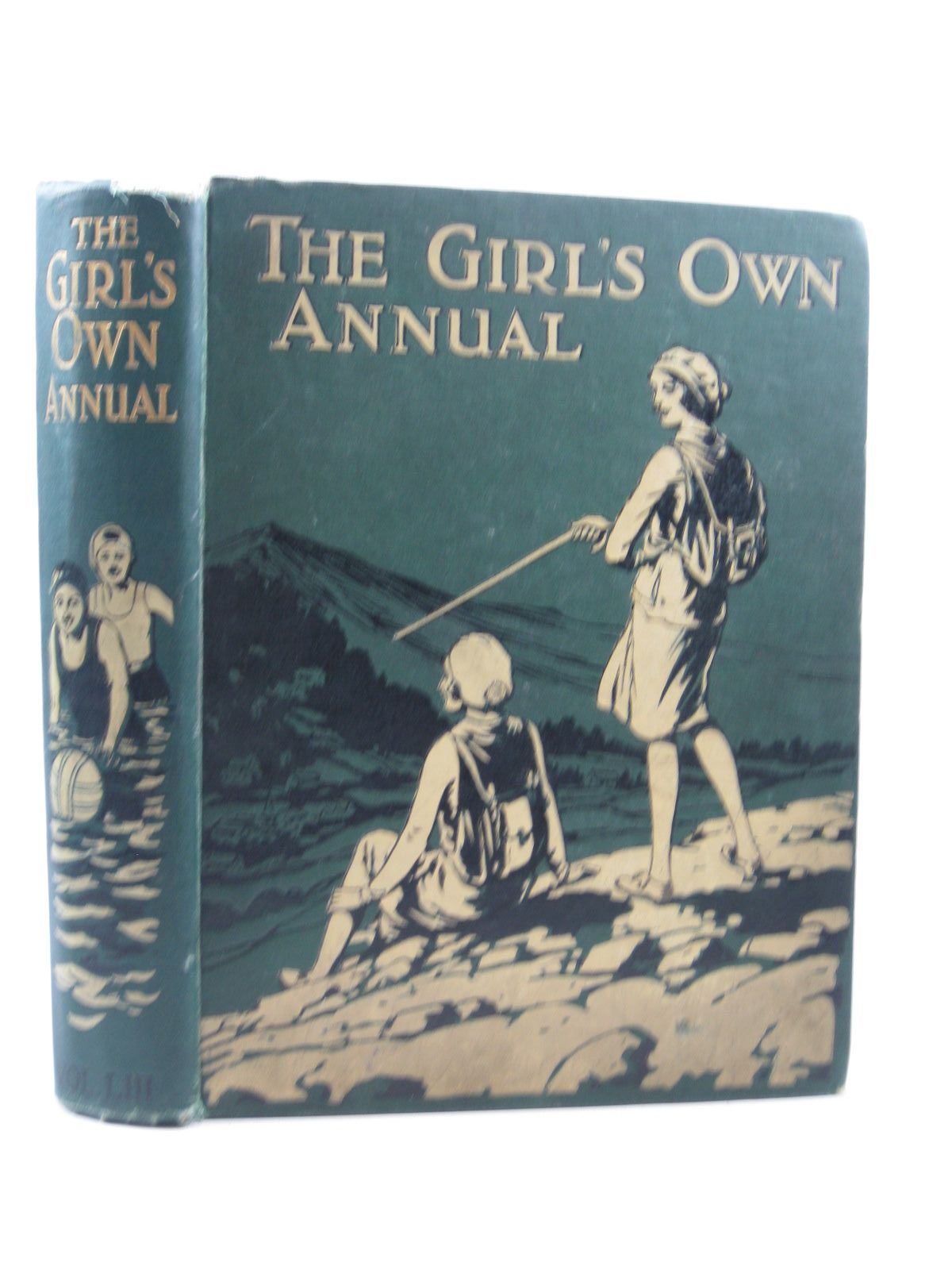 Photo of THE GIRL'S OWN ANNUAL VOL LIII written by Knowlton, J. Burnett<br />Wynne, May<br />et al, illustrated by Burgess, J.R.<br />Browne, Gordon<br />et al., published by Girl's Own Paper (STOCK CODE: 1402812)  for sale by Stella & Rose's Books
