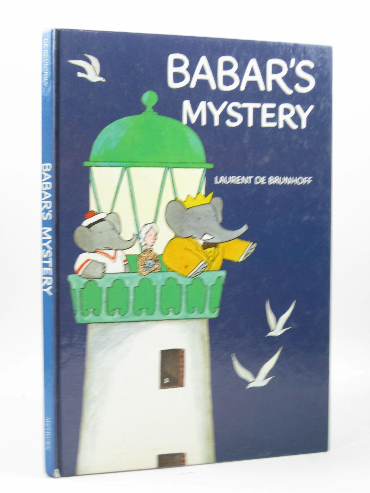 Photo of BABAR'S MYSTERY written by De Brunhoff, Laurent published by Methuen Children's Books (STOCK CODE: 1403175)  for sale by Stella & Rose's Books