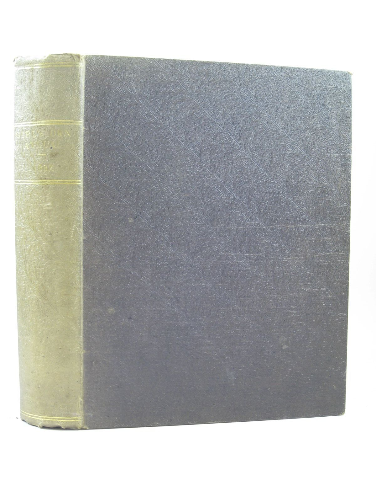 Photo of THE GIRL'S OWN ANNUAL 1886 -1887 published by Girl's Own Paper (STOCK CODE: 1403454)  for sale by Stella & Rose's Books