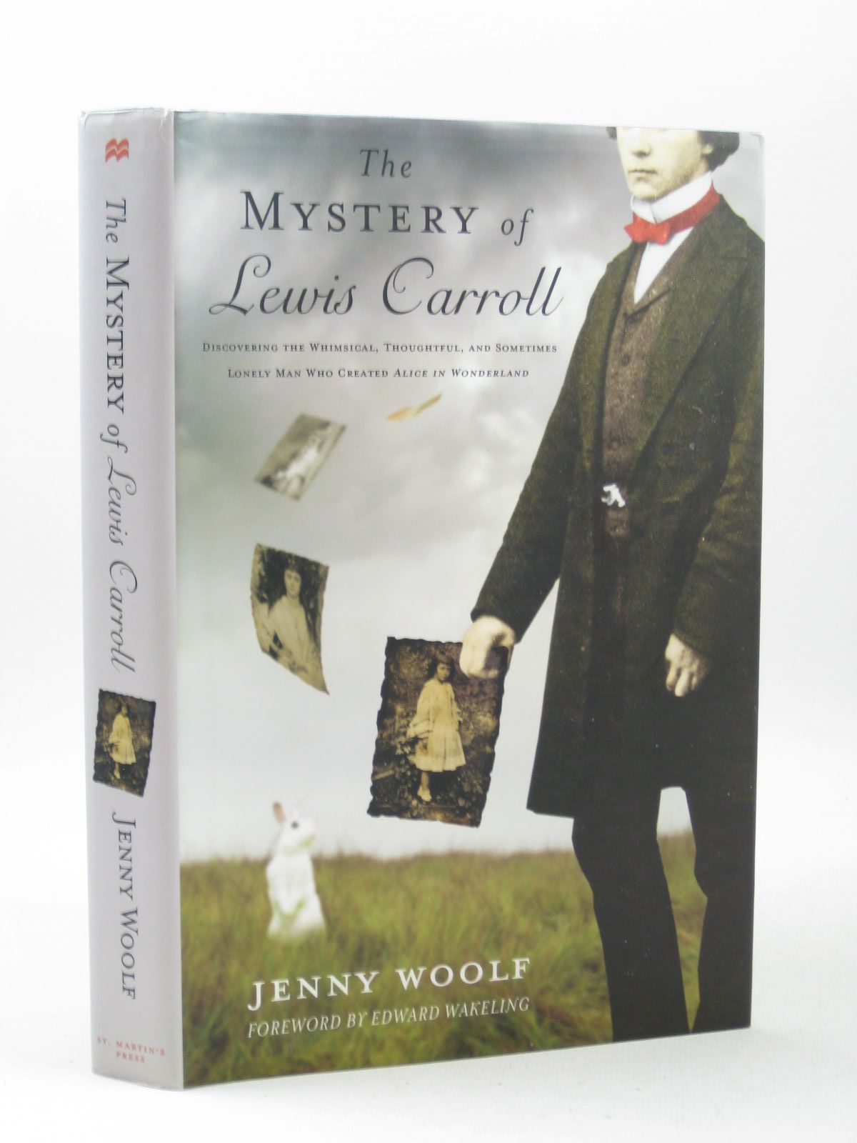 Photo of THE MYSTERY OF LEWIS CARROLL written by Woolf, Jenny published by St. Martin's Press, New York (STOCK CODE: 1403498)  for sale by Stella & Rose's Books