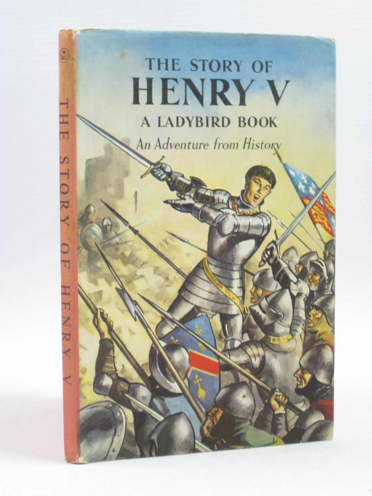 Photo of THE STORY OF HENRY V written by Peach, L. Du Garde illustrated by Kenney, John published by Wills & Hepworth Ltd. (STOCK CODE: 1403705)  for sale by Stella & Rose's Books