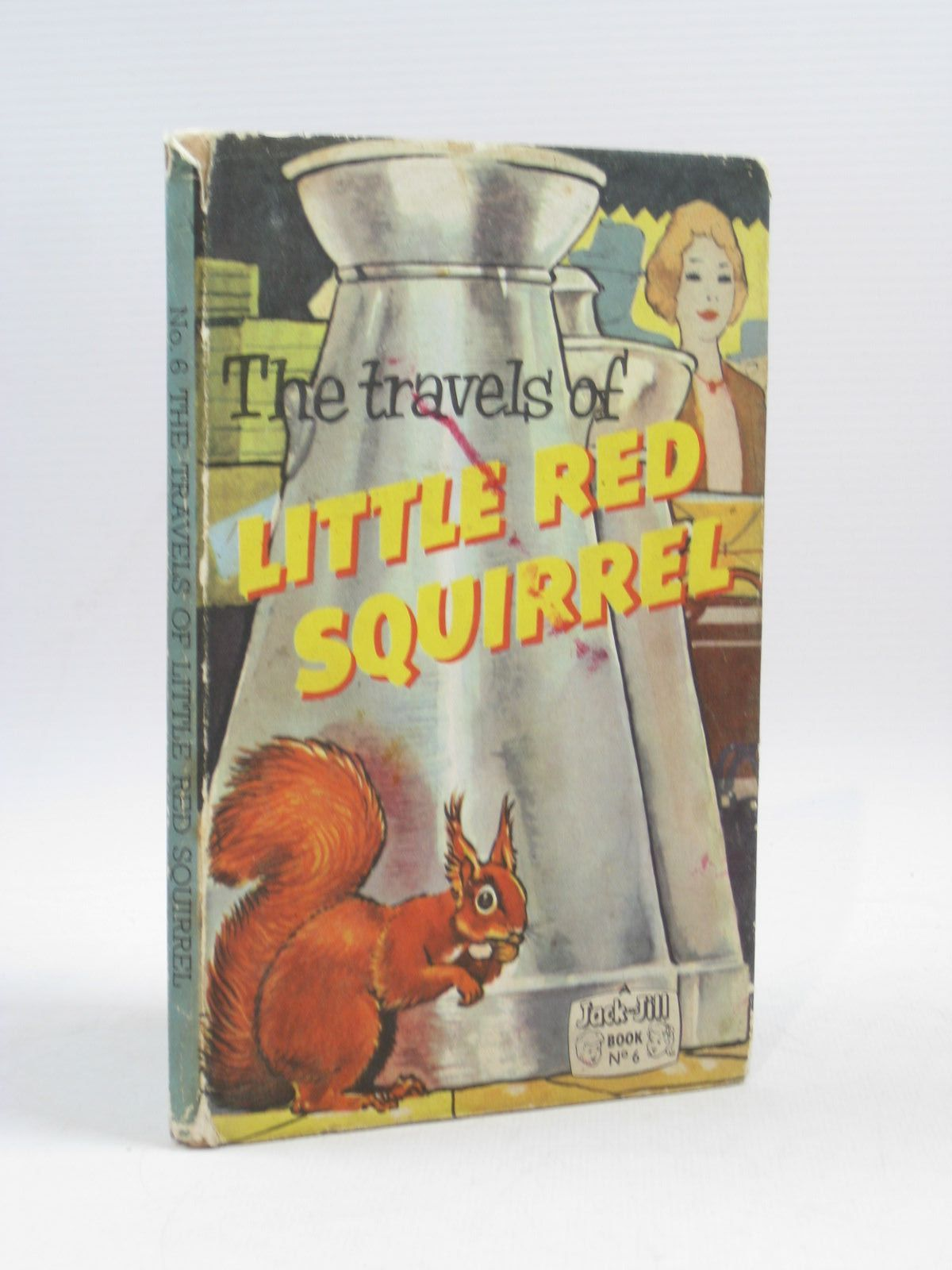 Photo of THE TRAVELS OF LITTLE RED SQUIRREL published by Fleetway Publications Ltd. (STOCK CODE: 1403783)  for sale by Stella & Rose's Books