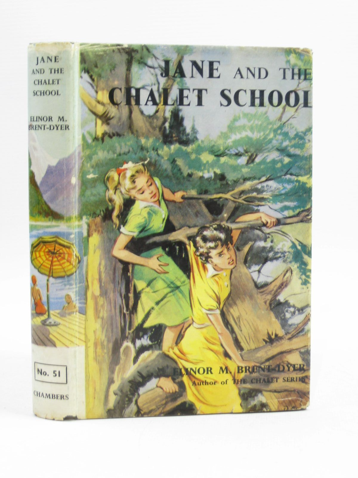 Photo of JANE AND THE CHALET SCHOOL written by Brent-Dyer, Elinor M. published by W. & R. Chambers Limited (STOCK CODE: 1404003)  for sale by Stella & Rose's Books