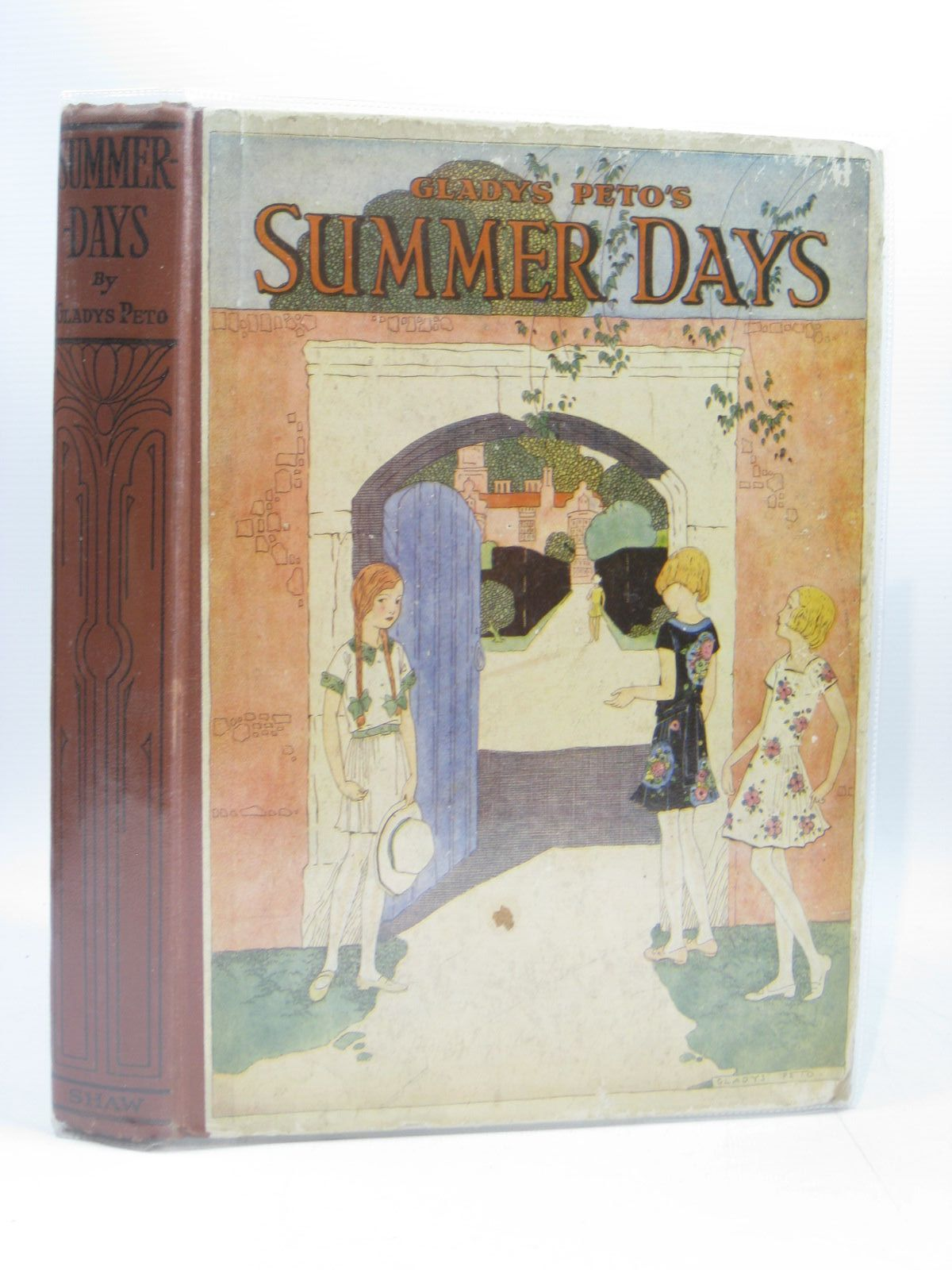 Photo of GLADYS PETO'S SUMMER DAYS illustrated by Peto, Gladys published by John F. Shaw & Co Ltd. (STOCK CODE: 1404032)  for sale by Stella & Rose's Books