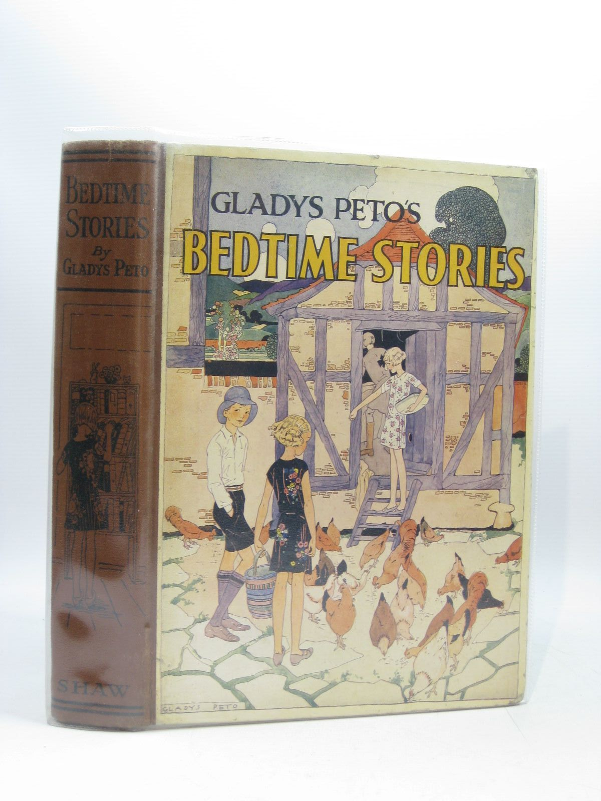 Photo of GLADYS PETO'S BEDTIME STORIES illustrated by Peto, Gladys published by John F. Shaw & Co Ltd. (STOCK CODE: 1404034)  for sale by Stella & Rose's Books