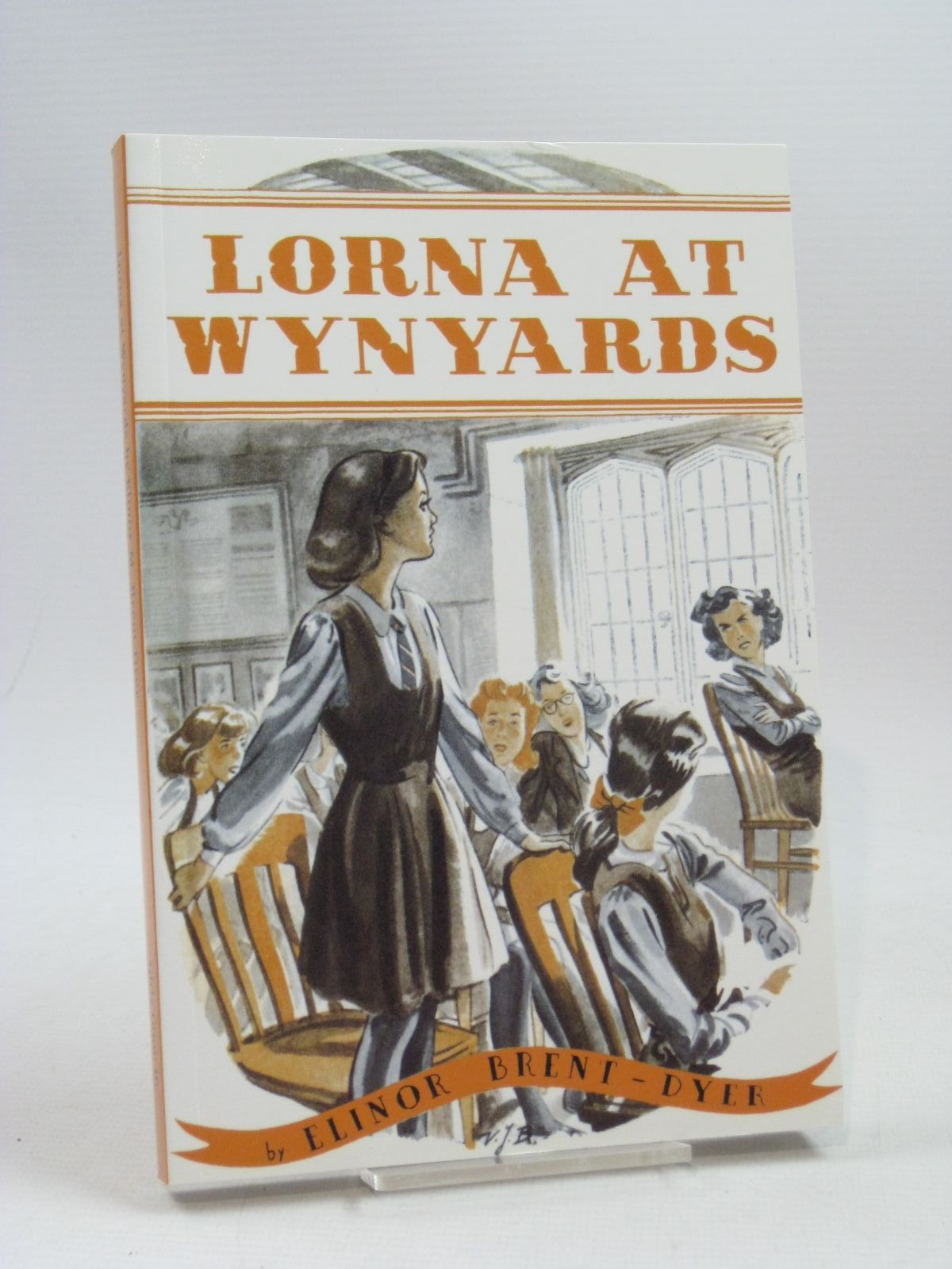 Photo of LORNA AT WYNYARDS written by Brent-Dyer, Elinor M. published by Girls Gone By (STOCK CODE: 1404147)  for sale by Stella & Rose's Books