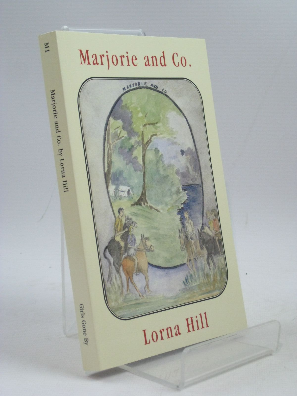 Photo of MARJORIE AND CO. written by Hill, Lorna illustrated by Hill, Lorna published by Girls Gone By (STOCK CODE: 1404187)  for sale by Stella & Rose's Books