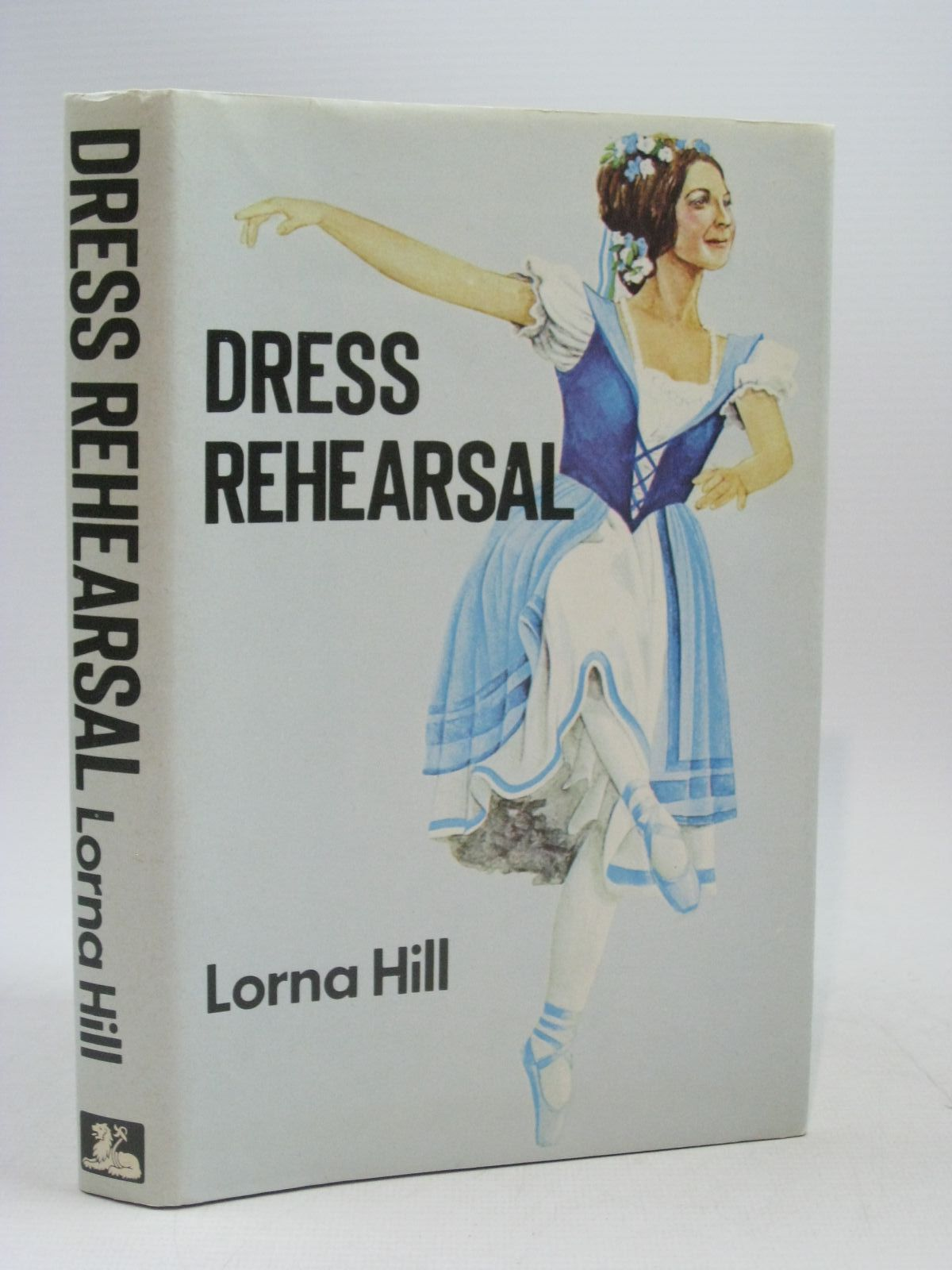 Photo of DRESS REHEARSAL written by Hill, Lorna illustrated by Verity, Esme published by White Lion Publishers Limited (STOCK CODE: 1404224)  for sale by Stella & Rose's Books