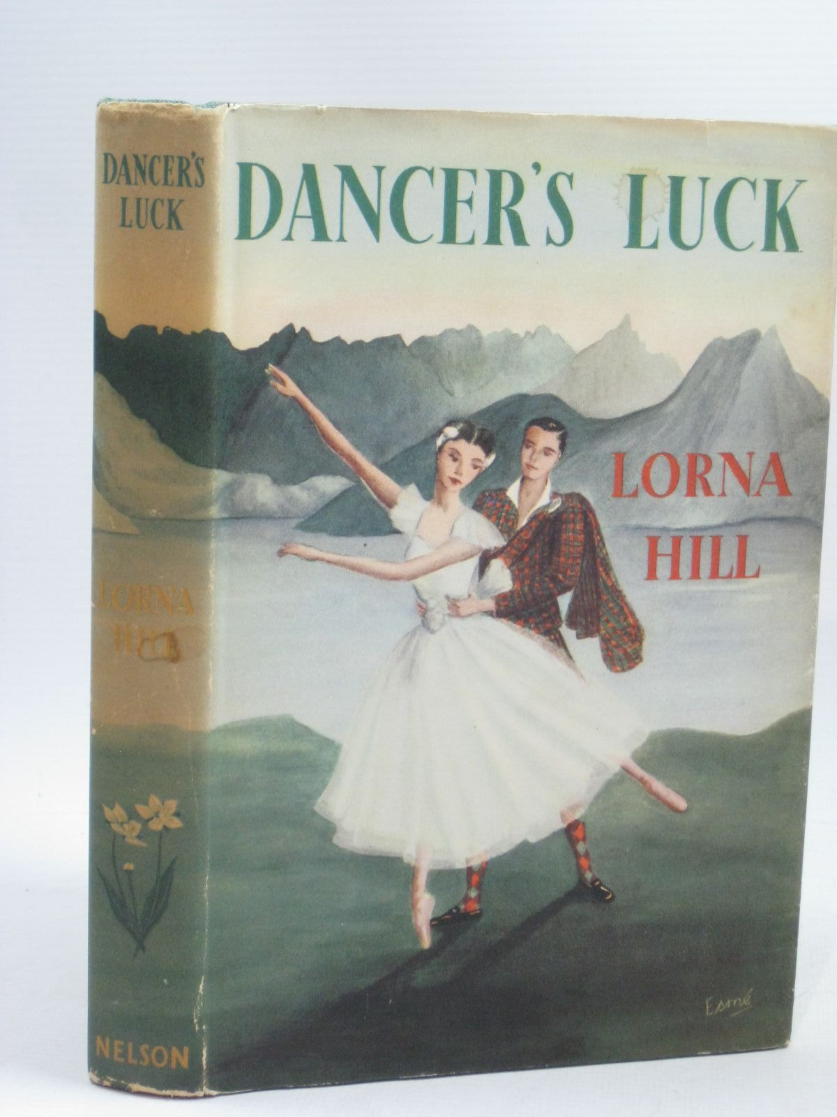 Photo of DANCER'S LUCK written by Hill, Lorna illustrated by Verity, Esme published by Thomas Nelson and Sons Ltd. (STOCK CODE: 1404232)  for sale by Stella & Rose's Books