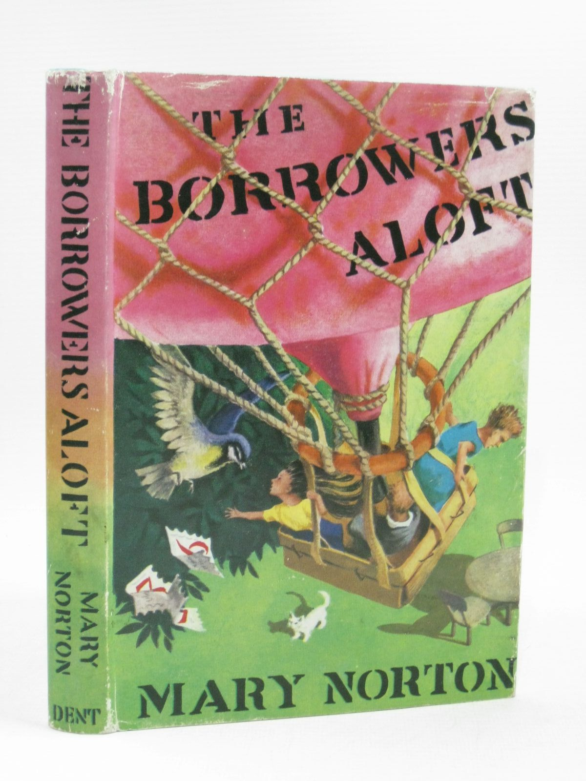 Photo of THE BORROWERS ALOFT written by Norton, Mary illustrated by Stanley, Diana published by J.M. Dent & Sons Ltd. (STOCK CODE: 1404261)  for sale by Stella & Rose's Books