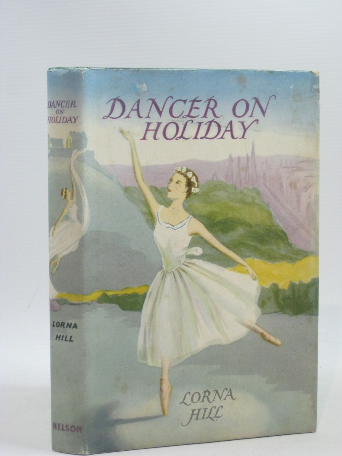 Photo of DANCER ON HOLIDAY written by Hill, Lorna illustrated by Verity, Esme published by Thomas Nelson and Sons Ltd. (STOCK CODE: 1404282)  for sale by Stella & Rose's Books